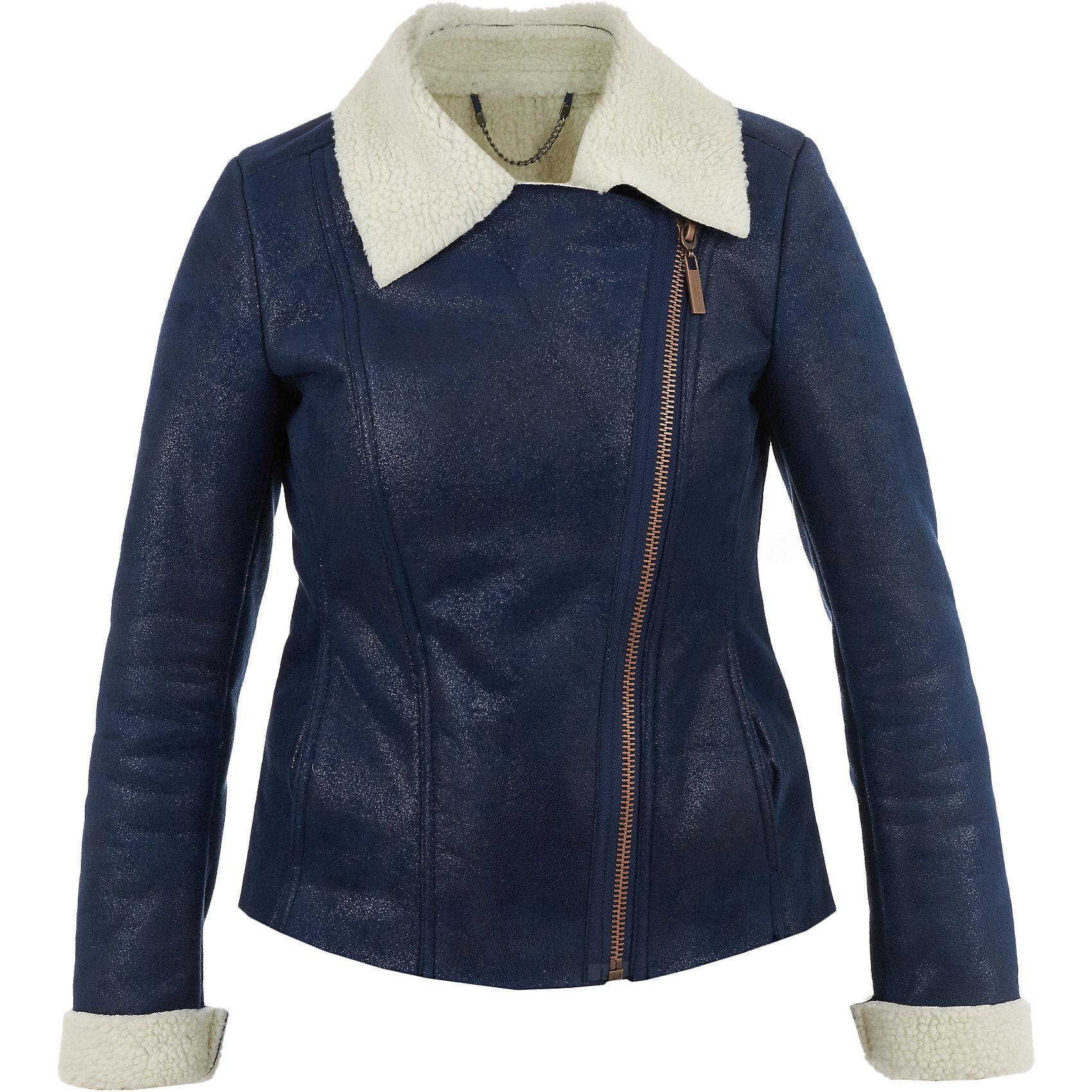 Куртка Gulliver для девочкиВерхняя одежда<br>Куртка Gulliver для девочки<br>Шикарное вязаное платье для девочки из мягкой синей пряжи - прекрасная возможность подчеркнуть актуальность образа юной леди. Мягкое, уютное, комфортное, вязаное платье - основа удобного и элегантного повседневного гардероба. Шрифтовой принт, оформленный сияющими медными пайетками делает платье необычным и запоминающимся. Если вы хотите купить теплое платье для девочки, но вам наскучили простые базовые решения, платье из коллекции Купрум - превосходный вариант. Модное вязаное платье прямого силуэта - идеальное решение для красоты и комфорта ребенка!<br>Состав:<br>40% вискоза     20% шерсть     20% нейлон     20% ангора<br><br>Ширина мм: 356<br>Глубина мм: 10<br>Высота мм: 245<br>Вес г: 519<br>Цвет: синий<br>Возраст от месяцев: 156<br>Возраст до месяцев: 168<br>Пол: Женский<br>Возраст: Детский<br>Размер: 164,146,152,158<br>SKU: 7077166