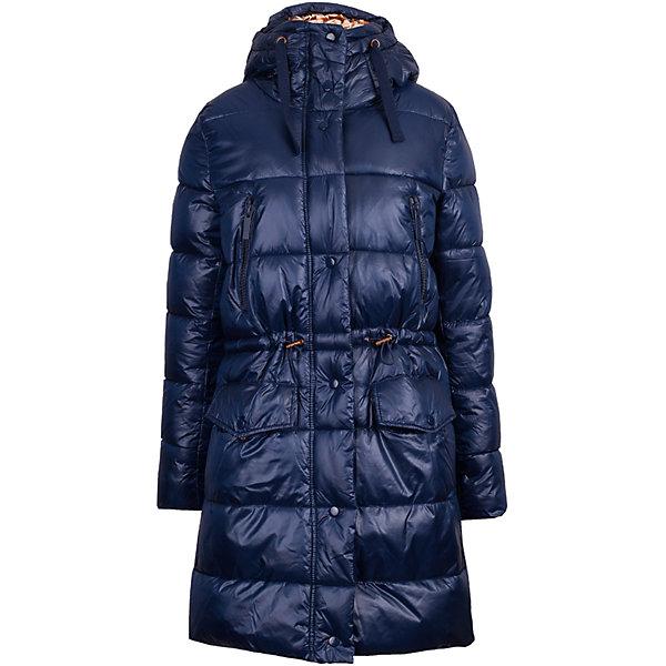 Пальто Gulliver для девочкиВерхняя одежда<br>Характеристики товара:<br><br>• цвет: синий;<br>• состав: 100% полиэстер;<br>• подкладка: 100% полиэстер;<br>• утеплитель: 100% полиэстер, синтепух;<br>• сезон: зима;<br>• температурный режим: от 0 до -20С;<br>• особенности: однотонное;<br>• застежка: двухсторонняя молния;<br>• гладкая подкладка из полиэстера;<br>• капюшон не отстегивается;<br>• два боковых кармана;<br>• коллекция: Купрум;<br>• страна бренда: Россия;<br>• страна изготовитель: Китай.<br><br>Зимнее пальто с капюшоном для девочки. Пальто застегивается на молнию. Лаконичный дизайн, удобная форма, комфортная длина, удачная конструкция модели, не препятствующая свободе движений, сделают пальто незаменимым атрибутом модного зимнего сезона.<br><br>Пальто Gulliver (Гулливер) можно купить в нашем интернет-магазине.<br>Ширина мм: 356; Глубина мм: 10; Высота мм: 245; Вес г: 519; Цвет: синий; Возраст от месяцев: 132; Возраст до месяцев: 144; Пол: Женский; Возраст: Детский; Размер: 152,146,164,158; SKU: 7077171;