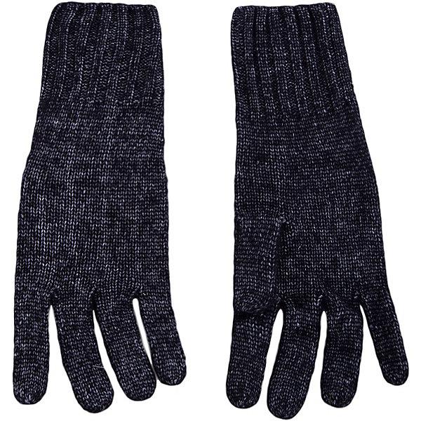 Перчатки Gulliver для девочкиПерчатки, варежки<br>Характеристики товара:<br><br>• цвет: черный;<br>• состав: 50% нейлон, 30% шерсть, 20% акрил; <br>• сезон: демисезон;<br>• температурный режим: от +10 до -10С;<br>• особенности: вязаные;<br>• коллекция: Каменные джунгли;<br>• страна бренда: Россия;<br>• страна изготовитель: Китай.<br><br>Удлиненные вязаные перчатки из благородной меланжевой пряжи красиво завершат осенне-зимний look девочки, подарив уют, тепло и комфорт. <br><br>Перчатки Gulliver (Гулливер) можно купить в нашем интернет-магазине.<br>Ширина мм: 162; Глубина мм: 171; Высота мм: 55; Вес г: 119; Цвет: черный; Возраст от месяцев: 156; Возраст до месяцев: 168; Пол: Женский; Возраст: Детский; Размер: 18,16; SKU: 7077261;