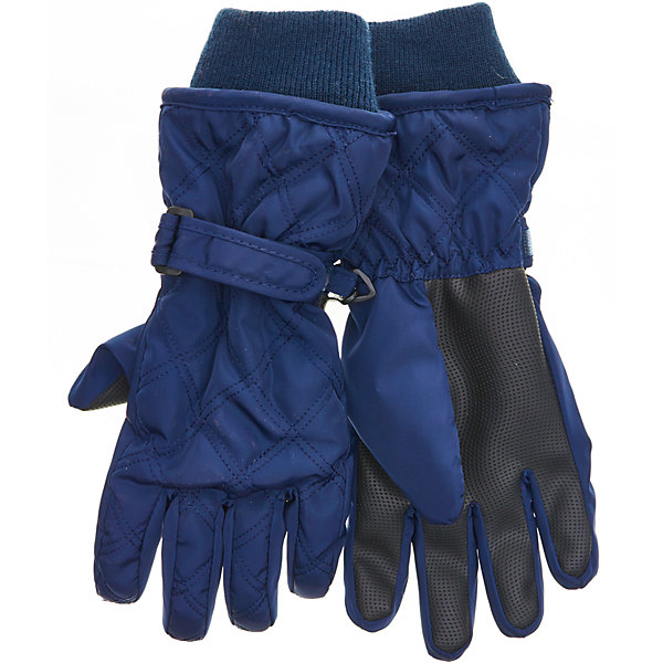 Перчатки Gulliver для мальчикаПерчатки, варежки<br>Характеристики товара:<br><br>• цвет: синий;<br>• состав: 100% полиэстер;<br>• подкладка: 100% полиэстер;<br>• утеплитель: 100% полиэстер, синтепон;<br>• сезон: демисезон, зима;<br>• температурный режим: от +5 до -20С;<br>• особенности: непромокаемые;<br>• эластичные трикотажные манжеты<br>• ремешок для регулировки обхвата кисти;<br>• усиленная вставка на ладони и пальцах;<br>• коллекция: Морской волк;<br>• страна бренда: Россия;<br>• страна изготовитель: Китай.<br><br>Непромокаемые перчатки для мальчика - вещь для зимы совершенно необходимая! Плащевые перчатки на синтепоне защитят кожу ребенка, создав уют и комфорт. Теплые, практичные,  удобные, перчатки для мальчика будут незаменимы во время активного отдыха и длительных прогулок на свежем воздухе.<br><br>Перчатки Gulliver (Гулливер) можно купить в нашем интернет-магазине.<br><br>Ширина мм: 162<br>Глубина мм: 171<br>Высота мм: 55<br>Вес г: 119<br>Цвет: синий<br>Возраст от месяцев: 132<br>Возраст до месяцев: 144<br>Пол: Мужской<br>Возраст: Детский<br>Размер: 16,18<br>SKU: 7077337