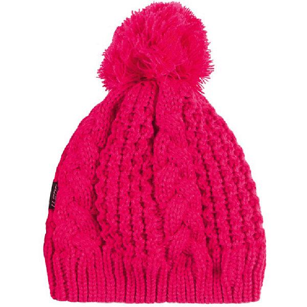 Шапка Gusti для девочкиГоловные уборы<br>Характеристики товара:<br><br>• цвет: розовый<br>• состав ткани: 100% полиэстер<br>• подкладка: флис <br>• сезон: зима<br>• температурный режим: от -30 до +5<br>• особенности модели: крупная вязка<br>• страна бренда: Канада<br>• страна изготовитель: Китай<br><br>Вязаная детская шапка отличается стильным дизайном. Удобная детская шапка сделана с учетом последних веяний в детской моде. Теплая шапка для девочки поможет не замерзнуть даже в сильный мороз. <br><br>Шапку Gusti (Густи) для девочки можно купить в нашем интернет-магазине.<br><br>Ширина мм: 89<br>Глубина мм: 117<br>Высота мм: 44<br>Вес г: 155<br>Цвет: розовый<br>Возраст от месяцев: 5<br>Возраст до месяцев: 6<br>Пол: Женский<br>Возраст: Детский<br>Размер: 44,58,52<br>SKU: 7077990