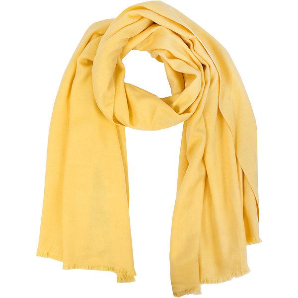 Шарф Gulliver для девочкиВерхняя одежда<br>Характеристики товара:<br><br>• цвет: желтый;<br>• состав: 100% акрил;<br>• сезон: демисезон, зима;<br>• температурный режим: от +10 до -20С;<br>• особенности: вязаный;<br>• страна бренда: Россия;<br>• страна изготовитель: Китай.<br><br>Хороший детский шарф может стать главным акцентом образа или его поддержкой. Шарф дополнит любой образ в стиле casual, придав ему модную элегантную небрежность.<br><br>Шарф Gulliver (Гулливер) можно купить в нашем интернет-магазине.<br><br>Ширина мм: 88<br>Глубина мм: 155<br>Высота мм: 26<br>Вес г: 106<br>Цвет: желтый<br>Возраст от месяцев: 48<br>Возраст до месяцев: 108<br>Пол: Женский<br>Возраст: Детский<br>Размер: one size<br>SKU: 7078398