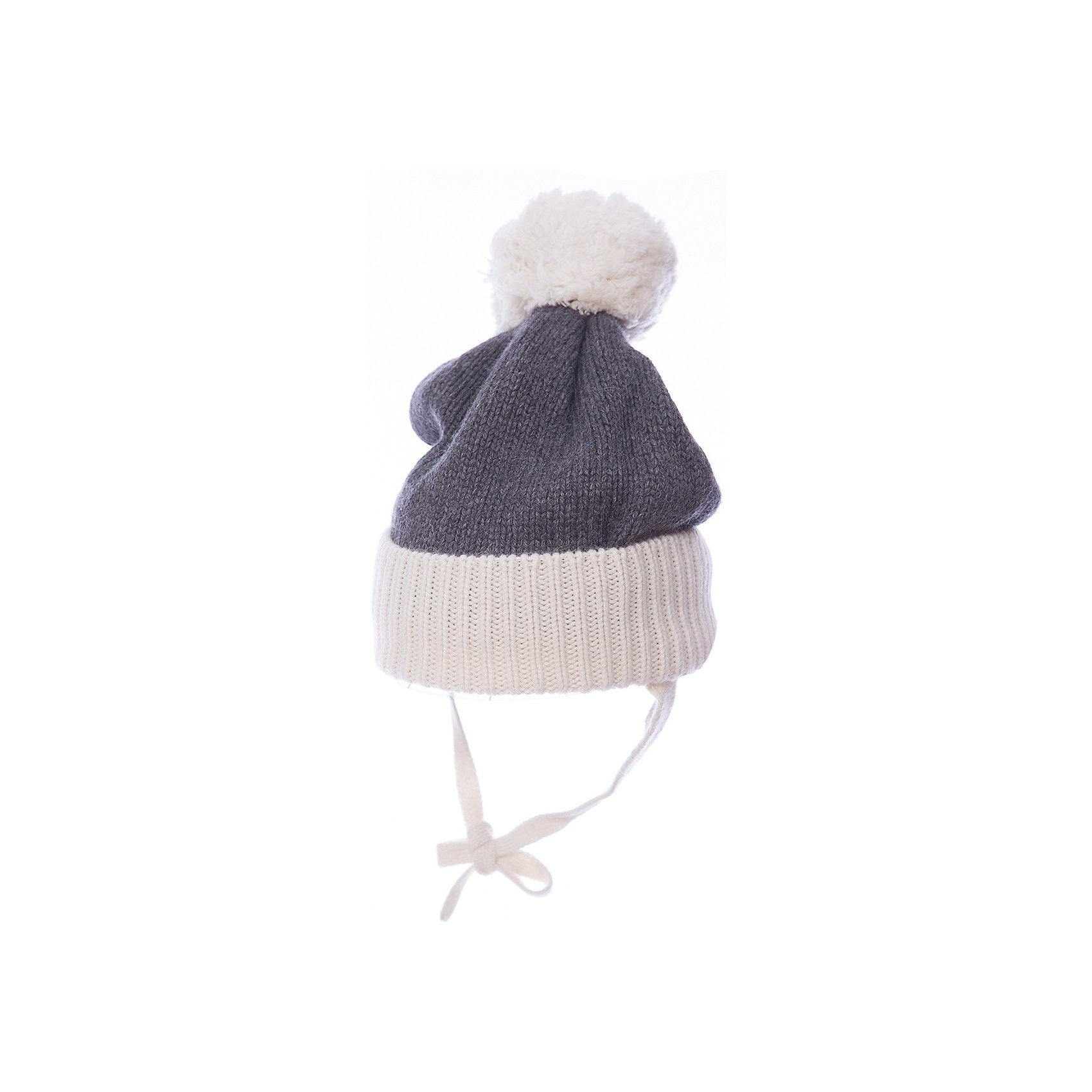 Шапка Gulliver для девочкиГоловные уборы<br>Шапка Gulliver для девочки<br>Купить шапку для девочки не так-то просто. Ведь хочется не только защитить ребенка от холода, но и красиво дополнить зимний образ ребенка. Шикарная шапка с помпоном - прекрасный вариант! Она завершит любой зимний комплект, придав ему яркие индивидуальные черты. Отличный состав и качество пряжи, мягкая флисовая подкладка исключают колкость изделия, гарантируя уют и комфорт.<br>Состав:<br>верх:                          40% вискоза     20% шерсть     20% нейлон     20% ангора;               подкладка:           100% полиэстер<br><br>Ширина мм: 89<br>Глубина мм: 117<br>Высота мм: 44<br>Вес г: 155<br>Цвет: серый<br>Возраст от месяцев: 48<br>Возраст до месяцев: 60<br>Пол: Женский<br>Возраст: Детский<br>Размер: 52,50<br>SKU: 7078569