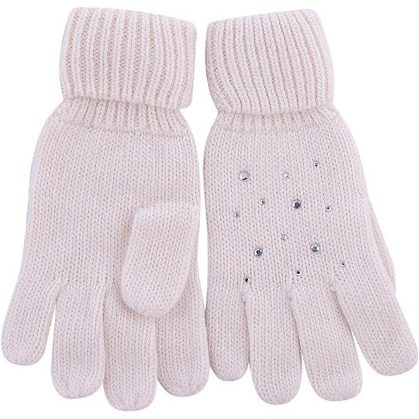 Перчатки Gulliver для девочкиПерчатки, варежки<br>Характеристики товара:<br><br>• цвет: молочный;<br>• состав: 40% вискоза 20% шерсть 20% нейлон 20% ангора; <br>• сезон: демисезон;<br>• температурный режим: от +10 до -10С;<br>• особенности: вязаные, со стразами;<br>• коллекция: Филигрань;<br>• страна бренда: Россия;<br>• страна изготовитель: Китай.<br><br>Вязаные перчатки со стразами для девочки - вещь для осени и зимы совершенно необходимая! Мягкие вязаные перчатки защитят нежную кожу ребенка, создав уют и комфорт. Прекрасный состав и качество пряжи, а также изящное оформление модели мелкими жемчужинками, делает перчатки мягкими, теплыми и элегантными.<br><br>Перчатки Gulliver (Гулливер) можно купить в нашем интернет-магазине.<br><br>Ширина мм: 162<br>Глубина мм: 171<br>Высота мм: 55<br>Вес г: 119<br>Цвет: белый<br>Возраст от месяцев: 12<br>Возраст до месяцев: 18<br>Пол: Женский<br>Возраст: Детский<br>Размер: 12,14<br>SKU: 7078576