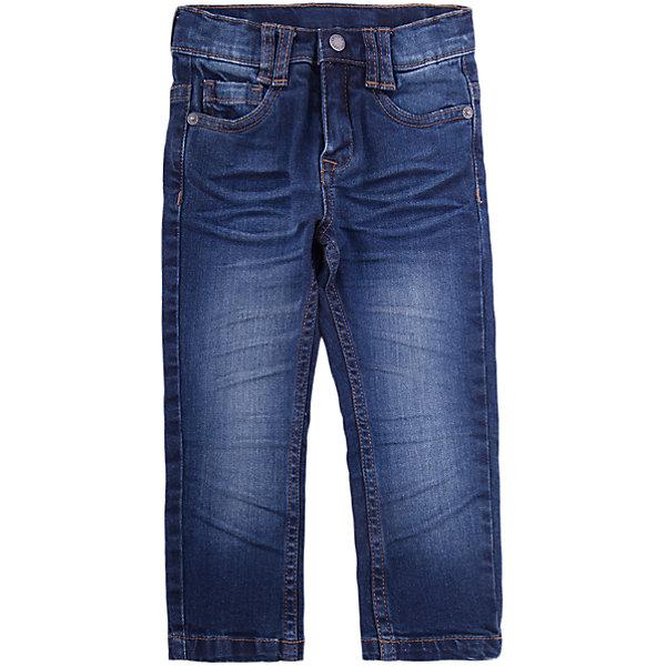 Джинсы Gulliver для мальчикаДжинсовая одежда<br>Характеристики товара:<br><br>• цвет: серый;<br>• состав: 99% хлопок, 1% эластан;<br>• сезон: демисезон;<br>• особенности: с потертостями;<br>• застежка: ширинка на молнии и пуговица;<br>• наличие шлевок для ремня;<br>• джинсы с отворотами;<br>• классическая 5-ти карманная модель;<br>• коллекция: Воздушная регата;<br>• страна бренда: Россия;<br>• страна изготовитель: Китай.<br><br>Джинсы с отворотами для мальчика. Отличный состав ткани, удобный крой, комфортный прямой силуэт, интересное конструктивное решение делают джинсы непревзойденной моделью по удобству и функциональности. <br><br>Брюки Gulliver (Гулливер) можно купить в нашем интернет-магазине.<br>Ширина мм: 215; Глубина мм: 88; Высота мм: 191; Вес г: 336; Цвет: синий; Возраст от месяцев: 24; Возраст до месяцев: 36; Пол: Мужской; Возраст: Детский; Размер: 110,104,98,116; SKU: 7078628;