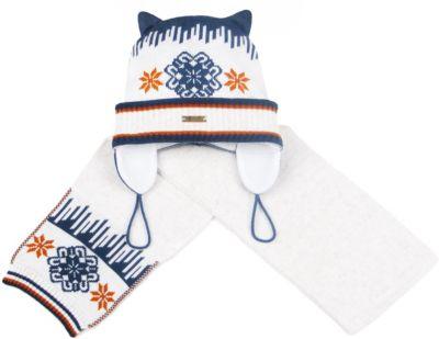 Комплект: шапка и шарф Gakkard