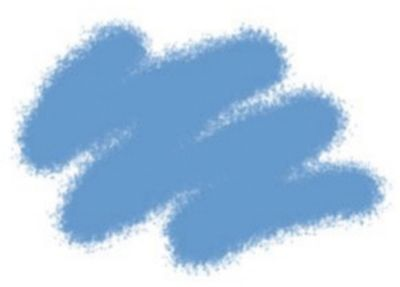 Акриловая краска для моделей Звезда, серо-голубая 12 мл