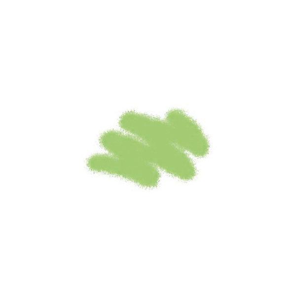 Акриловая краска для моделей Звезда, светло-зеленая 12 мл