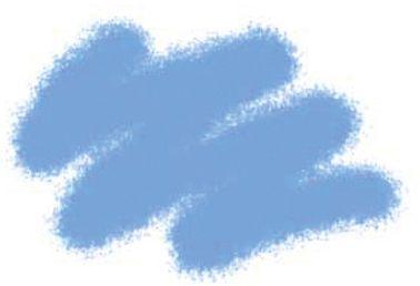 Акриловая краска для моделей Звезда, голубая авиационная 12 мл