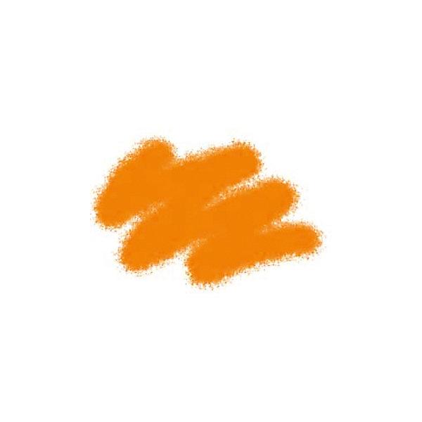 Акриловая краска для моделей Звезда, оранжевая 12 мл