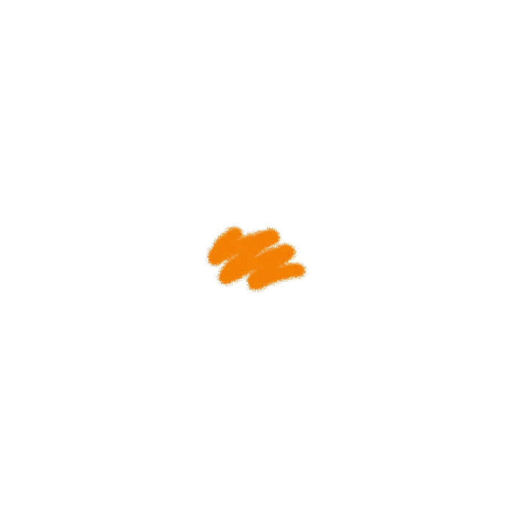 Акриловая краска для моделей Звезда, оранжевая 12 млМодели для склеивания<br>Краска оранжевая (шт)<br><br>Ширина мм: 18<br>Глубина мм: 18<br>Высота мм: 58<br>Вес г: 19<br>Возраст от месяцев: 72<br>Возраст до месяцев: 180<br>Пол: Мужской<br>Возраст: Детский<br>SKU: 7086633