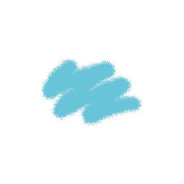 Акриловая краска для моделей Звезда, голубая 12 мл