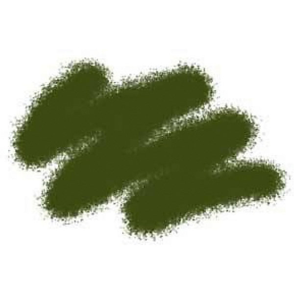 Акриловая краска для моделей Звезда, темно-зеленая 12 мл