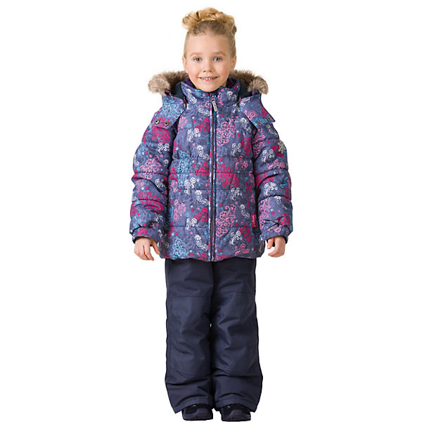 Комплект: куртка и брюки Premont для девочкиВерхняя одежда<br>Характеристики товара:<br><br>• цвет: фиолетовый<br>• комплектация: куртка и брюки<br>• состав ткани: Taslan<br>• подкладка: Polar fleece, Taffeta<br>• утеплитель: Tech-polyfill<br>• сезон: зима<br>• мембранное покрытие<br>• температурный режим: от -30 до +5<br>• водонепроницаемость: 5000 мм <br>• паропроницаемость: 5000 г/м2<br>• плотность утеплителя: куртка - 280 г/м2, брюки - 180 г/м2<br>• капюшон: съемный<br>• искусственный мех на капюшоне отстегивается<br>• застежка: молния<br>• страна бренда: Канада<br>• страна изготовитель: Китай<br><br>Удобный мембранный комплект для ребенка состоит из куртки и брюк. Детский теплый комплект дополнен эластичными манжетами, светоотражающими элементами, лямками, планкой от ветра и карманами на липучках. Теплый зимний детский комплект сделан с применением мембранной технологии.<br><br>Комплект: куртка и брюки для девочки Premont (Премонт) можно купить в нашем интернет-магазине.<br>Ширина мм: 356; Глубина мм: 10; Высота мм: 245; Вес г: 519; Цвет: серый; Возраст от месяцев: 18; Возраст до месяцев: 24; Пол: Женский; Возраст: Детский; Размер: 92,164,152,140,128,122,120,116,110,104,100,98; SKU: 7088164;