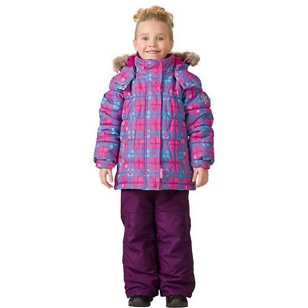 Комплект: куртка и брюки Premont для девочкиВерхняя одежда<br>Характеристики товара:<br><br>• цвет: фуксия<br>• комплектация: куртка и брюки<br>• состав ткани: Taslan<br>• подкладка: Polar fleece, Taffeta<br>• утеплитель: Tech-polyfill<br>• сезон: зима<br>• мембранное покрытие<br>• температурный режим: от -30 до +5<br>• водонепроницаемость: 5000 мм <br>• паропроницаемость: 5000 г/м2<br>• плотность утеплителя: куртка - 280 г/м2, брюки - 180 г/м2<br>• капюшон: съемный<br>• искусственный мех на капюшоне отстегивается<br>• застежка: молния<br>• страна бренда: Канада<br>• страна изготовитель: Китай<br><br>Яркий зимний детский комплект позволяет детям чувствовать себя комфортно не замерзнуть даже в сильный мороз, потому что теплый комплект для детей сделан с применением мембранной технологии. Зимний комплект для ребенка предусматривает множество деталей для удобства ребенка. <br><br>Комплект: куртка и брюки для девочки Premont (Премонт) можно купить в нашем интернет-магазине.<br><br>Ширина мм: 356<br>Глубина мм: 10<br>Высота мм: 245<br>Вес г: 519<br>Цвет: розовый<br>Возраст от месяцев: 18<br>Возраст до месяцев: 24<br>Пол: Женский<br>Возраст: Детский<br>Размер: 92,164,152,140,128,122,120,116,110,104,100,98<br>SKU: 7088177