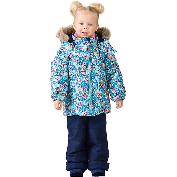 Комплект: куртка и брюки Premont для девочкиВерхняя одежда<br>Характеристики товара:<br><br>• цвет: голубой<br>• комплектация: куртка и брюки<br>• состав ткани: Taslan<br>• подкладка: Polar fleece, Taffeta<br>• утеплитель: Tech-polyfill<br>• сезон: зима<br>• мембранное покрытие<br>• температурный режим: от -30 до +5<br>• водонепроницаемость: 5000 мм <br>• паропроницаемость: 5000 г/м2<br>• плотность утеплителя: куртка - 280 г/м2, брюки - 180 г/м2<br>• капюшон: съемный<br>• искусственный мех на капюшоне отстегивается<br>• застежка: молния<br>• страна бренда: Канада<br>• страна изготовитель: Китай<br><br>Такой зимний детский комплект сделан с применением мембранной технологии. Зимний детский комплект дополнен лямками, планкой от ветра, светоотражающими элементами и удобными карманами. Мягкая подкладка комплекта для детей делает его теплым и комфортным. <br><br>Комплект: куртка и брюки для девочки Premont (Премонт) можно купить в нашем интернет-магазине.<br>Ширина мм: 356; Глубина мм: 10; Высота мм: 245; Вес г: 519; Цвет: синий; Возраст от месяцев: 18; Возраст до месяцев: 24; Пол: Женский; Возраст: Детский; Размер: 92,164,152,140,128,122,120,116,110,104,100,98; SKU: 7088229;