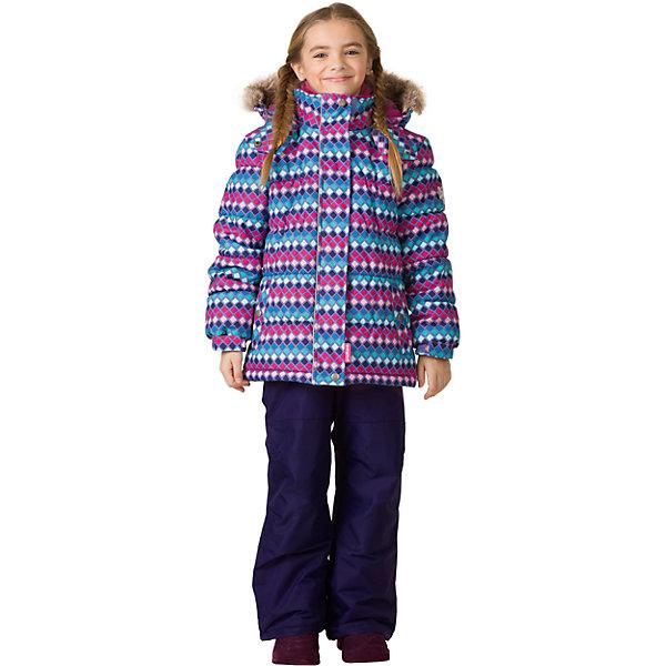 Комплект: куртка и брюки Premont для девочкиВерхняя одежда<br>Характеристики товара:<br><br>• цвет: синий<br>• комплектация: куртка и брюки<br>• состав ткани: Taslan<br>• подкладка: Polar fleece, Taffeta<br>• утеплитель: Tech-polyfill<br>• сезон: зима<br>• мембранное покрытие<br>• температурный режим: от -30 до +5<br>• водонепроницаемость: 5000 мм <br>• паропроницаемость: 5000 г/м2<br>• плотность утеплителя: куртка - 280 г/м2, брюки - 180 г/м2<br>• капюшон: съемный<br>• искусственный мех на капюшоне отстегивается<br>• застежка: молния<br>• страна бренда: Канада<br>• страна изготовитель: Китай<br><br>Обеспечить ребенку тепло и комфорт поможет детский мембранный комплект. Практичный и модный комплект для ребенка состоит из куртки и брюк. Детский теплый комплект дополнен эластичными манжетами, светоотражающими элементами, лямками, планкой от ветра и карманами на липучках. <br><br>Комплект: куртка и брюки для девочки Premont (Премонт) можно купить в нашем интернет-магазине.<br><br>Ширина мм: 356<br>Глубина мм: 10<br>Высота мм: 245<br>Вес г: 519<br>Цвет: розовый<br>Возраст от месяцев: 156<br>Возраст до месяцев: 168<br>Пол: Женский<br>Возраст: Детский<br>Размер: 164,92,98,100,104,110,116,120,122,128,140,152<br>SKU: 7088242