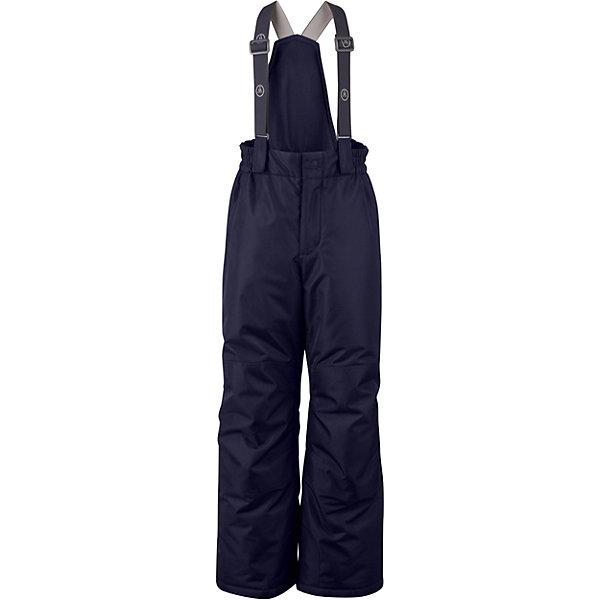 Брюки  PremontВерхняя одежда<br>Характеристики товара:<br><br>• цвет: синий<br>• комплектация: куртка и брюки<br>• состав ткани: Taslan<br>• подкладка:  Taffeta<br>• утеплитель: Tech-polyfill<br>• сезон: зима<br>• мембранное покрытие<br>• температурный режим: от -30 до +5<br>• водонепроницаемость: 5000 мм <br>• паропроницаемость: 5000 г/м2<br>• плотность утеплителя: 180 г/м2<br>• местами усиливающий материал Cordura <br>• застежка: молния, кнопки<br>• до 6 лет - с высокой грудкой, с 7 до 14 лет - с лямками.<br>• страна бренда: Канада<br>• страна изготовитель: Китай<br><br>Такие мембранные брюки для ребенка помогают создать комфортный для тела микроклимат. Практичные зимние брюки позволяют детям чувствовать себя комфортно не замерзнуть даже в сильный мороз, потому что теплые брюки для детей сделан с применением мембранной технологии. <br><br>Брюки для девочки Premont (Премонт) можно купить в нашем интернет-магазине.<br>Ширина мм: 215; Глубина мм: 88; Высота мм: 191; Вес г: 336; Цвет: синий; Возраст от месяцев: 156; Возраст до месяцев: 168; Пол: Унисекс; Возраст: Детский; Размер: 164,110,92,98,100,104,116,120,122,128,140,152; SKU: 7088287;