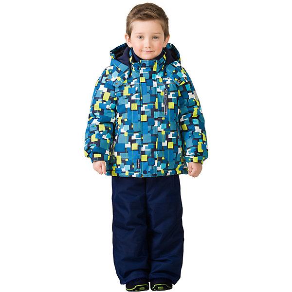 Комплект: куртка и брюки Premont для мальчикаВерхняя одежда<br>Характеристики товара:<br><br>• цвет: синий<br>• комплектация: куртка и брюки<br>• состав ткани: Taslan<br>• подкладка: Polar fleece, Taffeta<br>• утеплитель: Tech-polyfill<br>• сезон: зима<br>• мембранное покрытие<br>• температурный режим: от -30 до +5<br>• водонепроницаемость: 5000 мм <br>• паропроницаемость: 5000 г/м2<br>• плотность утеплителя: куртка - 280 г/м2, брюки - 180 г/м2<br>• капюшон: съемный<br>• искусственный мех на капюшоне отстегивается<br>• застежка: молния<br>• страна бренда: Канада<br>• страна изготовитель: Китай<br><br>Теплый зимний детский комплект сделан с применением мембранной технологии. Этот зимний комплект для ребенка усилен специальной износостойкой тканью. Детский теплый комплект дополнен светоотражающими элементами, лямками, планкой от ветра и карманами на липучках. Мягкая подкладка комплекта для детей делает его теплым и комфортным. <br><br>Комплект: куртка и брюки для мальчика Premont (Премонт) можно купить в нашем интернет-магазине.<br><br>Ширина мм: 356<br>Глубина мм: 10<br>Высота мм: 245<br>Вес г: 519<br>Цвет: синий<br>Возраст от месяцев: 18<br>Возраст до месяцев: 24<br>Пол: Мужской<br>Возраст: Детский<br>Размер: 92,128,122,120,116,110,104,100,98<br>SKU: 7088376