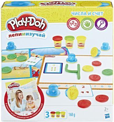 Набор пластилина Hasbro Play-Doh Цифры и числа