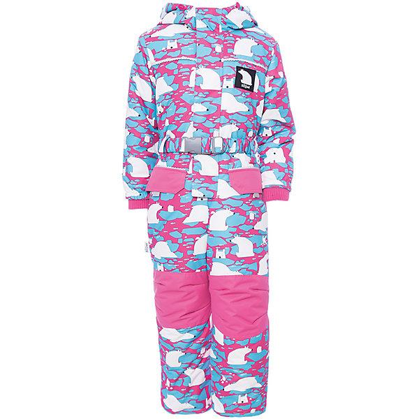 Комбинезон BOOM by Orby для девочкиВерхняя одежда<br>Характеристики товара:<br><br>• цвет: сиреневый<br>• состав ткани: таффета<br>• подкладка: флис, полиэстер пуходержащий<br>• утеплитель: FiberSoft<br>• сезон: зима<br>• мембранное покрытие<br>• температурный режим: от 0 до -30С<br>• водонепроницаемость: 3000 мм <br>• паропроницаемость: 3000 г/м2<br>• плотность утеплителя: 400 г/м2<br>• капюшон: без меха<br>• застежка: молния<br>• штрипки<br>• страна бренда: Россия<br>• страна изготовитель: Россия<br><br>Мембранный детский комбинезон отлично подойдет для зимних холодов. Мягкая подкладка комбинезона для детей делает его очень комфортным. Зимний комбинезон для ребенка поможет обеспечить необходимый уровень утепления. Детский теплый комбинезон дополнен удобным капюшоном, планкой от ветра и карманами. <br><br>Комбинезон для девочки BOOM by Orby (Бум бай Орби) можно купить в нашем интернет-магазине.<br><br>Ширина мм: 356<br>Глубина мм: 10<br>Высота мм: 245<br>Вес г: 519<br>Цвет: розовый<br>Возраст от месяцев: 12<br>Возраст до месяцев: 15<br>Пол: Женский<br>Возраст: Детский<br>Размер: 80,128,122,116,110,104,98,92,86<br>SKU: 7090055