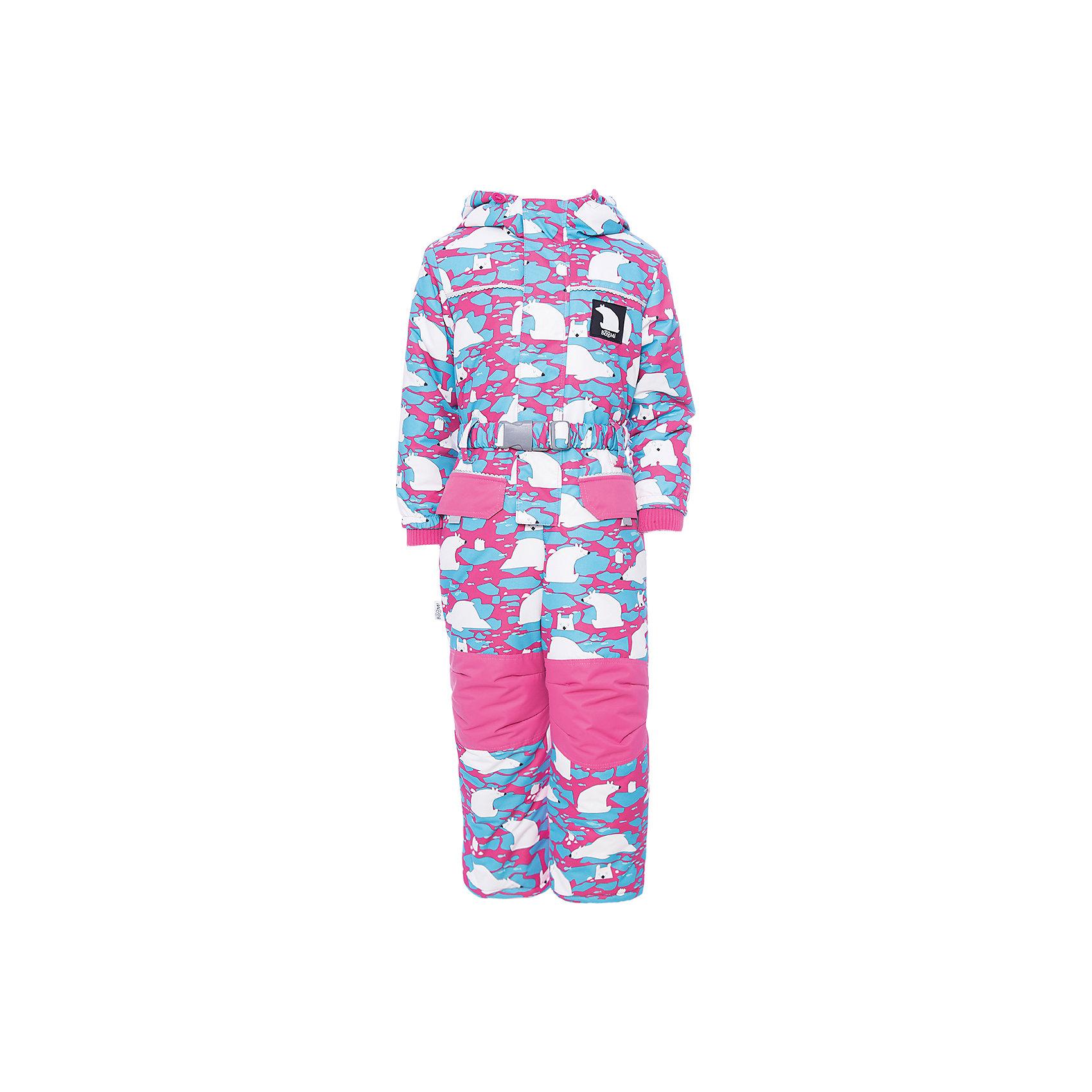 Комбинезон BOOM by Orby для девочкиВерхняя одежда<br>Характеристики товара:<br><br>• цвет: сиреневый<br>• состав ткани: таффета<br>• подкладка: флис, полиэстер пуходержащий<br>• утеплитель: FiberSoft<br>• сезон: зима<br>• мембранное покрытие<br>• температурный режим: от 0 до -30С<br>• водонепроницаемость: 3000 мм <br>• паропроницаемость: 3000 г/м2<br>• плотность утеплителя: 400 г/м2<br>• капюшон: без меха<br>• застежка: молния<br>• штрипки<br>• страна бренда: Россия<br>• страна изготовитель: Россия<br><br>Мембранный детский комбинезон отлично подойдет для зимних холодов. Мягкая подкладка комбинезона для детей делает его очень комфортным. Зимний комбинезон для ребенка поможет обеспечить необходимый уровень утепления. Детский теплый комбинезон дополнен удобным капюшоном, планкой от ветра и карманами. <br><br>Комбинезон для девочки BOOM by Orby (Бум бай Орби) можно купить в нашем интернет-магазине.<br><br>Ширина мм: 356<br>Глубина мм: 10<br>Высота мм: 245<br>Вес г: 519<br>Цвет: розовый<br>Возраст от месяцев: 84<br>Возраст до месяцев: 96<br>Пол: Женский<br>Возраст: Детский<br>Размер: 128,80,86,92,98,104,110,116,122<br>SKU: 7090055