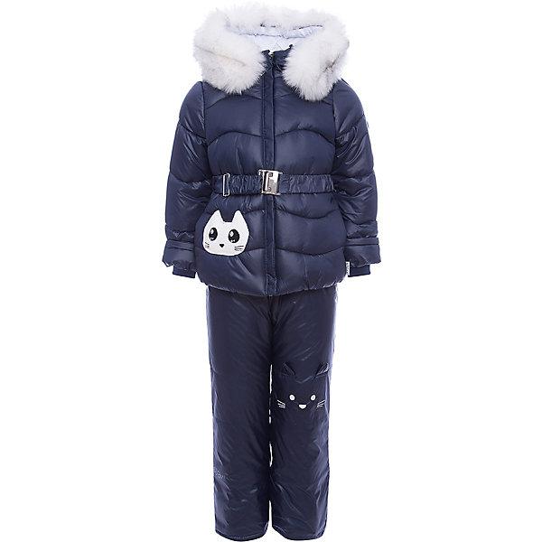 Комплект: куртка и полукомбинезон BOOM by Orby для девочкиВерхняя одежда<br>Характеристики товара:<br><br>• цвет: синий<br>• комплектация: куртка, полукомбинезон <br>• состав ткани: болонь pu milky<br>• подкладка: хлопок, флис, полиэстер пуходержащий<br>• утеплитель: эко синтепон<br>• сезон: зима<br>• температурный режим: от 0 до -30С<br>• плотность утеплителя: куртка - 400 г/м2, полукомбинезон - 200 г/м2<br>• капюшон: с мехом<br>• застежка: молния<br>• страна бренда: Россия<br>• страна изготовитель: Россия<br><br>Плотная ткань верха и утеплитель детского зимнего комплекта надежно защищают от холода. Такой зимний детский комплект создан специально для девочек. Теплый комплект для девочки легко чистится. Зимний комплект для детей поможет обеспечить ребенку комфорт. Детский теплый комплект украшен оригинальным декором. <br><br>Комплект: куртка и полукомбинезон для девочки BOOM by Orby (Бум бай Орби) можно купить в нашем интернет-магазине.<br><br>Ширина мм: 356<br>Глубина мм: 10<br>Высота мм: 245<br>Вес г: 519<br>Цвет: синий<br>Возраст от месяцев: 60<br>Возраст до месяцев: 72<br>Пол: Женский<br>Возраст: Детский<br>Размер: 116,74,80,86,92,98,104,110<br>SKU: 7090074