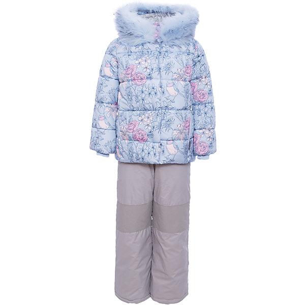 Комплект: куртка и полукомбинезон BOOM by Orby для девочкиВерхняя одежда<br>Характеристики товара:<br><br>• цвет: голубой<br>• комплектация: куртка, полукомбинезон <br>• состав ткани: таффета pu milky<br>• подкладка: хлопок, флис, полиэстер пуходержащий<br>• утеплитель: эко синтепон<br>• сезон: зима<br>• температурный режим: от 0 до -30С<br>• плотность утеплителя: куртка - 400 г/м2, полукомбинезон - 200 г/м2<br>• капюшон: с мехом<br>• застежка: молния<br>• страна бренда: Россия<br>• страна изготовитель: Россия<br><br>Этот зимний детский комплект создан специально для девочек. Плотная ткань верха и утеплитель детского зимнего комплекта надежно защищают от холода. Теплый комплект для девочки легко чистится. Зимний комплект для детей поможет обеспечить ребенку комфорт. Детский теплый комплект украшен оригинальным принтом. <br><br>Комплект: куртка и полукомбинезон для девочки BOOM by Orby (Бум бай Орби) можно купить в нашем интернет-магазине.<br>Ширина мм: 356; Глубина мм: 10; Высота мм: 245; Вес г: 519; Цвет: голубой; Возраст от месяцев: 72; Возраст до месяцев: 84; Пол: Женский; Возраст: Детский; Размер: 122,86,92,98,104,110,116; SKU: 7090097;