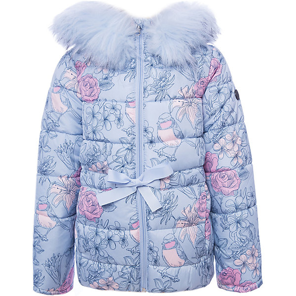 Куртка BOOM by Orby для девочкиВерхняя одежда<br>Характеристики товара:<br><br>• цвет: розовый<br>• состав ткани: таффета весна pu milky<br>• подкладка: хлопок, флис, полиэстер пуходержащий<br>• утеплитель: эко синтепон <br>• сезон: зима<br>• температурный режим: от 0 до -30С<br>• плотность утеплителя: 400 г/м2<br>• капюшон: с мехом<br>• застежка: молния<br>• страна бренда: Россия<br>• страна изготовитель: Россия<br><br>Стильная теплая куртка дополнена удобным капюшоном с опушкой и карманами. Такая детская куртка отлично подойдет для зимних холодов - подкладка и наполнитель для этой зимней куртки рассчитаны на морозную погоду. Зимняя куртка для девочки поможет обеспечить тепло и комфорт. <br><br>Куртку для девочки BOOM by Orby (Бум бай Орби) можно купить в нашем интернет-магазине.<br>Ширина мм: 356; Глубина мм: 10; Высота мм: 245; Вес г: 519; Цвет: голубой; Возраст от месяцев: 36; Возраст до месяцев: 48; Пол: Женский; Возраст: Детский; Размер: 104,158,110,98,116,122,128,134,140,146,152; SKU: 7090214;