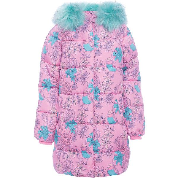 Пальто BOOM by Orby для девочкиВерхняя одежда<br>Характеристики товара:<br><br>• цвет: розовый<br>• состав ткани: таффета весна pu milky<br>• подкладка: хлопок, флис, полиэстер пуходержащий<br>• утеплитель: эко синтепон <br>• сезон: зима<br>• температурный режим: от 0 до -30С<br>• плотность утеплителя: 400 г/м2<br>• капюшон: с мехом<br>• застежка: молния<br>• страна бренда: Россия<br>• страна изготовитель: Россия<br><br>Модное зимнее пальто украшено принтом и дополнено удобным капюшоном с опушкой и карманами. Такое детское пальто отлично подойдет для зимних холодов - подкладка и наполнитель для зимнего пальто рассчитаны на морозную погоду. Зимнее пальто для девочки поможет обеспечить тепло и комфорт. <br><br>Пальто для девочки BOOM by Orby (Бум бай Орби) можно купить в нашем интернет-магазине.<br><br>Ширина мм: 356<br>Глубина мм: 10<br>Высота мм: 245<br>Вес г: 519<br>Цвет: розовый<br>Возраст от месяцев: 84<br>Возраст до месяцев: 96<br>Пол: Женский<br>Возраст: Детский<br>Размер: 128,122,116,110,104,98,92,134<br>SKU: 7090247
