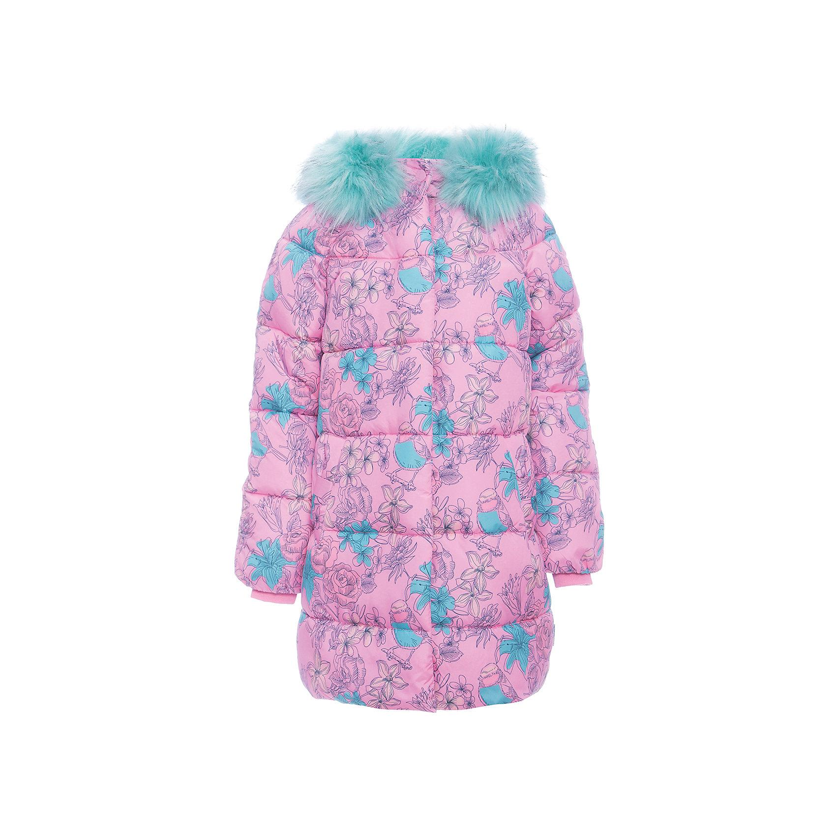 Пальто BOOM by Orby для девочкиВерхняя одежда<br>Характеристики товара:<br><br>• цвет: розовый<br>• состав ткани: таффета весна pu milky<br>• подкладка: хлопок, флис, полиэстер пуходержащий<br>• утеплитель: эко синтепон <br>• сезон: зима<br>• температурный режим: от 0 до -30С<br>• плотность утеплителя: 400 г/м2<br>• капюшон: с мехом<br>• застежка: молния<br>• страна бренда: Россия<br>• страна изготовитель: Россия<br><br>Модное зимнее пальто украшено принтом и дополнено удобным капюшоном с опушкой и карманами. Такое детское пальто отлично подойдет для зимних холодов - подкладка и наполнитель для зимнего пальто рассчитаны на морозную погоду. Зимнее пальто для девочки поможет обеспечить тепло и комфорт. <br><br>Пальто для девочки BOOM by Orby (Бум бай Орби) можно купить в нашем интернет-магазине.<br><br>Ширина мм: 356<br>Глубина мм: 10<br>Высота мм: 245<br>Вес г: 519<br>Цвет: розовый<br>Возраст от месяцев: 96<br>Возраст до месяцев: 108<br>Пол: Женский<br>Возраст: Детский<br>Размер: 134,92,128,122,116,110,104,98<br>SKU: 7090247