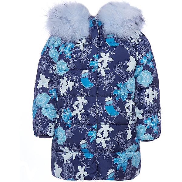 Пальто BOOM by Orby для девочкиВерхняя одежда<br>Характеристики товара:<br><br>• цвет: синий<br>• состав ткани: таффета весна pu milky<br>• подкладка: хлопок, флис, полиэстер пуходержащий<br>• утеплитель: эко синтепон <br>• сезон: зима<br>• температурный режим: от 0 до -30С<br>• плотность утеплителя: 400 г/м2<br>• капюшон: с мехом<br>• застежка: молния<br>• страна бренда: Россия<br>• страна изготовитель: Россия<br><br>Теплое детское пальто отлично подойдет для зимних холодов - в этом пальто для ребенка хороший утеплитель. Утепленное пальто для девочки поможет защитить ребенка от холода. Детское теплое пальто дополнено капюшоном с красивой опушкой и удобными карманами. <br><br>Пальто для девочки BOOM by Orby (Бум бай Орби) можно купить в нашем интернет-магазине.<br><br>Ширина мм: 356<br>Глубина мм: 10<br>Высота мм: 245<br>Вес г: 519<br>Цвет: синий<br>Возраст от месяцев: 18<br>Возраст до месяцев: 24<br>Пол: Женский<br>Возраст: Детский<br>Размер: 92,134,128,122,116,110,104,98<br>SKU: 7090256