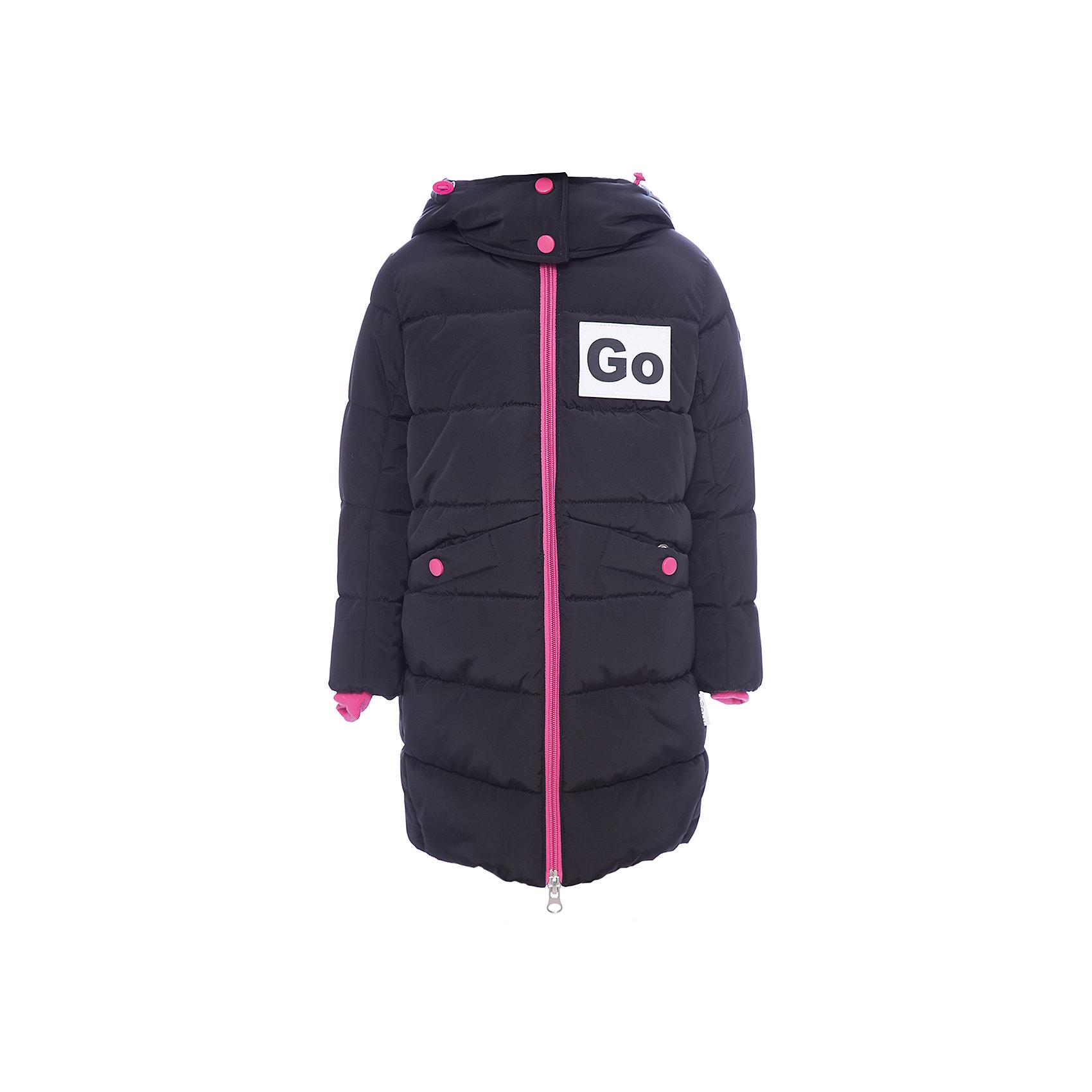 Пальто BOOM by Orby для девочкиВерхняя одежда<br>Характеристики товара:<br><br>• цвет: розовый<br>• состав ткани: твил pu milky<br>• подкладка: хлопок, флис, полиэстер пуходержащий<br>• утеплитель: эко синтепон<br>• сезон: зима<br>• температурный режим: от 0 до -30С<br>• плотность утеплителя: 400 г/м2<br>• капюшон: с мехом<br>• застежка: молния<br>• страна бренда: Россия<br>• страна изготовитель: Россия<br><br>Это удлиненное пальто стильно смотрится. Модное теплое пальто имеет удобный капюшон. Зимнее пальто для ребенка поможет обеспечить необходимый уровень комфорта в морозы. Плотная ткань и утеплитель зимнего пальто защитят ребенка от холодного воздуха.<br><br>Пальто для девочки BOOM by Orby (Бум бай Орби) можно купить в нашем интернет-магазине.<br><br>Ширина мм: 356<br>Глубина мм: 10<br>Высота мм: 245<br>Вес г: 519<br>Цвет: черный<br>Возраст от месяцев: 144<br>Возраст до месяцев: 156<br>Пол: Женский<br>Возраст: Детский<br>Размер: 158,146,152,98,104,110,116,122,128,134,140<br>SKU: 7090340