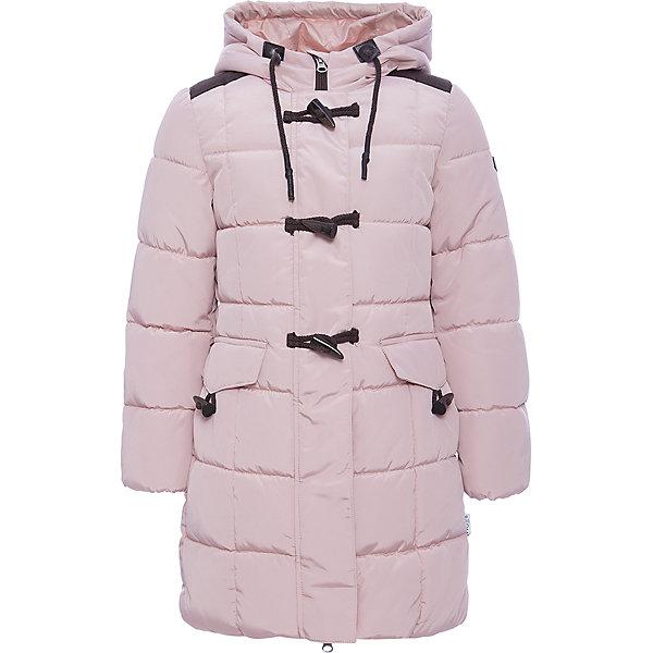 Пальто BOOM by Orby для девочкиВерхняя одежда<br>Характеристики товара:<br><br>• цвет: розовый<br>• состав ткани: твил pu milky<br>• подкладка: хлопок, флис, полиэстер пуходержащий<br>• утеплитель: эко синтепон<br>• сезон: зима<br>• температурный режим: от 0 до -30С<br>• плотность утеплителя: 400 г/м2<br>• капюшон: без меха<br>• застежка: молния<br>• страна бренда: Россия<br>• страна изготовитель: Россия<br><br>Теплое зимнее пальто для ребенка поможет обеспечить необходимый уровень комфорта в морозы. Плотная ткань и утеплитель зимнего пальто защитят ребенка от холодного воздуха. Это удлиненное пальто стильно смотрится, оно декорировано оригинальными застежками. Модное теплое пальто имеет удобный капюшон. <br><br>Пальто для девочки BOOM by Orby (Бум бай Орби) можно купить в нашем интернет-магазине.<br><br>Ширина мм: 356<br>Глубина мм: 10<br>Высота мм: 245<br>Вес г: 519<br>Цвет: розовый<br>Возраст от месяцев: 84<br>Возраст до месяцев: 96<br>Пол: Женский<br>Возраст: Детский<br>Размер: 128,134,140,146,152,158,164,170,110,98,104,116,122<br>SKU: 7090414