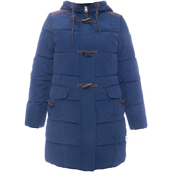 Пальто BOOM by Orby для девочкиВерхняя одежда<br>Характеристики товара:<br><br>• цвет: синий<br>• состав ткани: твил pu milky<br>• подкладка: хлопок, флис, полиэстер пуходержащий<br>• утеплитель: эко синтепон<br>• сезон: зима<br>• температурный режим: от 0 до -30С<br>• плотность утеплителя: 400 г/м2<br>• капюшон: без меха<br>• застежка: молния<br>• страна бренда: Россия<br>• страна изготовитель: Россия<br><br>Зимнее пальто для девочки поможет обеспечить тепло и комфорт. Модное зимнее пальто украшено принтом и дополнено удобным капюшоном, а также карманами. Такое детское пальто отлично подойдет для зимних холодов - подкладка и наполнитель для зимнего пальто рассчитаны на морозную погоду. <br><br>Пальто для девочки BOOM by Orby (Бум бай Орби) можно купить в нашем интернет-магазине.<br>Ширина мм: 356; Глубина мм: 10; Высота мм: 245; Вес г: 519; Цвет: синий; Возраст от месяцев: 108; Возраст до месяцев: 120; Пол: Женский; Возраст: Детский; Размер: 140,134,170,128,122,164,116,110,158,104,152,98,146; SKU: 7090428;