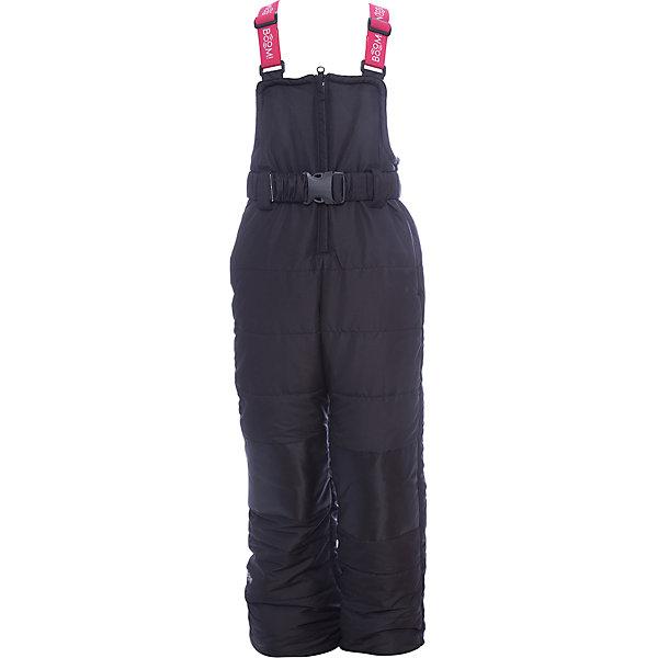 Полукомбинезон BOOM by Orby для девочкиВерхняя одежда<br>Характеристики товара:<br><br>• цвет: черный<br>• состав ткани: таффета pu milky<br>• подкладка: флис, полиэстер пуходержащий<br>• утеплитель: эко синтепон<br>• сезон: зима<br>• температурный режим: от 0 до -30С<br>• плотность утеплителя: 400 г/м2<br>• застежка: молния<br>• страна бренда: Россия<br>• страна изготовитель: Россия<br><br>Теплый полукомбинезон для девочки поможет защитить ребенка от холода. Детский зимний полукомбинезон дополнен удобными лямками. Практичный детский полукомбинезон отлично подойдет для зимних холодов - в этом полукомбинезоне для ребенка хороший утеплитель. <br><br>Полукомбинезон для девочки BOOM by Orby (Бум бай Орби) можно купить в нашем интернет-магазине.<br>Ширина мм: 215; Глубина мм: 88; Высота мм: 191; Вес г: 336; Цвет: черный; Возраст от месяцев: 12; Возраст до месяцев: 15; Пол: Женский; Возраст: Детский; Размер: 80,158,152,146,140,134,128,122,116,110,104,98,92,86; SKU: 7090442;