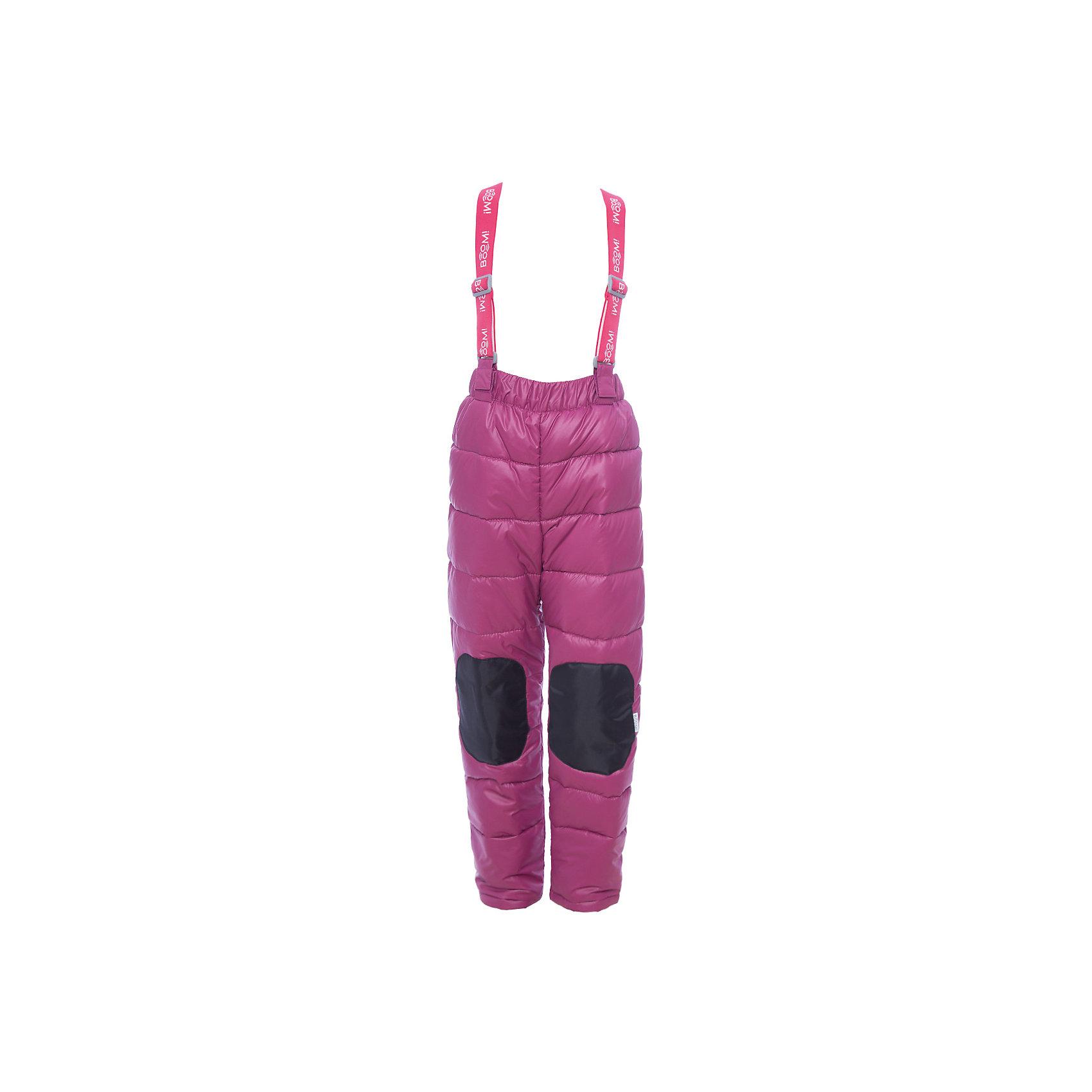 Полукомбинезон BOOM by Orby для девочкиВерхняя одежда<br>Характеристики товара:<br><br>• цвет: бордовый<br>• состав ткани: болонь pu milky<br>• подкладка: полиэстер пуходержащий<br>• утеплитель: эко синтепон<br>• сезон: зима<br>• температурный режим: от 0 до -30С<br>• плотность утеплителя: 200 г/м2<br>• пояс: резинка<br>• страна бренда: Россия<br>• страна изготовитель: Россия<br><br>Теплый зимний полукомбинезон для ребенка поможет комфортно одеться в холодную погоду. Плотная ткань и утеплитель зимнего полукомбинезона защитят ребенка от холодного воздуха. Теплый полукомбинезон стильно смотрится и комфортно сидит. Детский полукомбинезон имеет удобную застежку. <br><br>Полукомбинезон для девочки BOOM by Orby (Бум бай Орби) можно купить в нашем интернет-магазине.<br><br>Ширина мм: 215<br>Глубина мм: 88<br>Высота мм: 191<br>Вес г: 336<br>Цвет: красный<br>Возраст от месяцев: 144<br>Возраст до месяцев: 156<br>Пол: Женский<br>Возраст: Детский<br>Размер: 158,80,86,92,98,104,110,116,122,128,134,140,146,152<br>SKU: 7090502