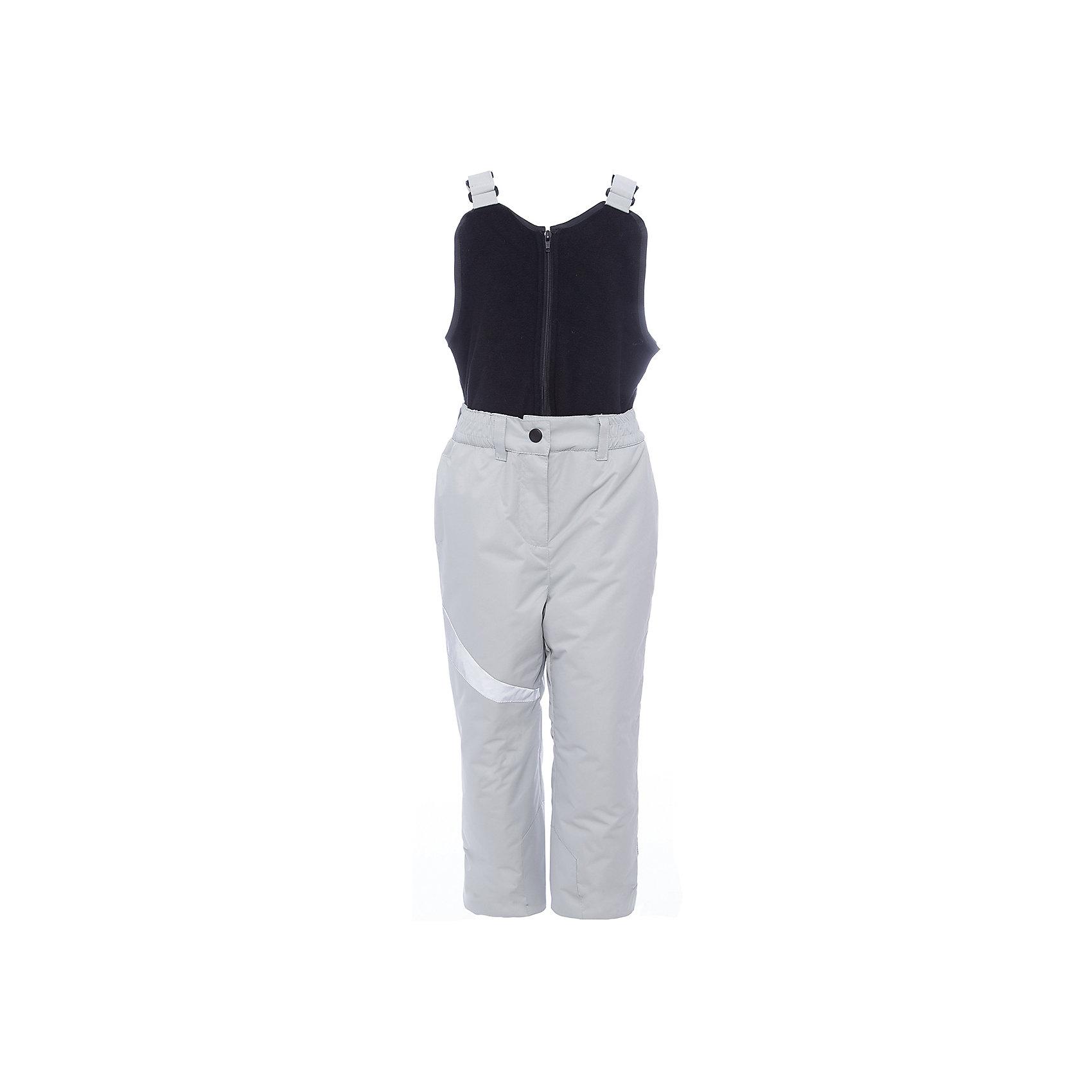 Полукомбинезон BOOM by Orby для девочкиВерхняя одежда<br>Характеристики товара:<br><br>• цвет: серый<br>• состав ткани: таффета фактурная <br>• подкладка: полиэстер пуходержащий<br>• утеплитель: эко синтепон<br>• сезон: зима<br>• мембранное покрытие<br>• температурный режим: от 0 до -30С<br>• водонепроницаемость: 3000 мм <br>• паропроницаемость: 3000 г/м2<br>• плотность утеплителя: 200 г/м2<br>• застежка: молния <br>• страна бренда: Россия<br>• страна изготовитель: Россия<br><br>Мембранный полукомбинезон для девочки поможет защитить ребенка от холода в морозы. Детский зимний полукомбинезон дополнен водо- и ветрозащитным мембранным слоем. Практичный детский полукомбинезон отлично подойдет для зимних холодов - в этом полукомбинезоне для ребенка хороший утеплитель. <br><br>Полукомбинезон для девочки BOOM by Orby (Бум бай Орби) можно купить в нашем интернет-магазине.<br><br>Ширина мм: 215<br>Глубина мм: 88<br>Высота мм: 191<br>Вес г: 336<br>Цвет: серый<br>Возраст от месяцев: 60<br>Возраст до месяцев: 72<br>Пол: Женский<br>Возраст: Детский<br>Размер: 116,170,86,92,98,104,110,122,128,134,140,146,152,158,164<br>SKU: 7090532