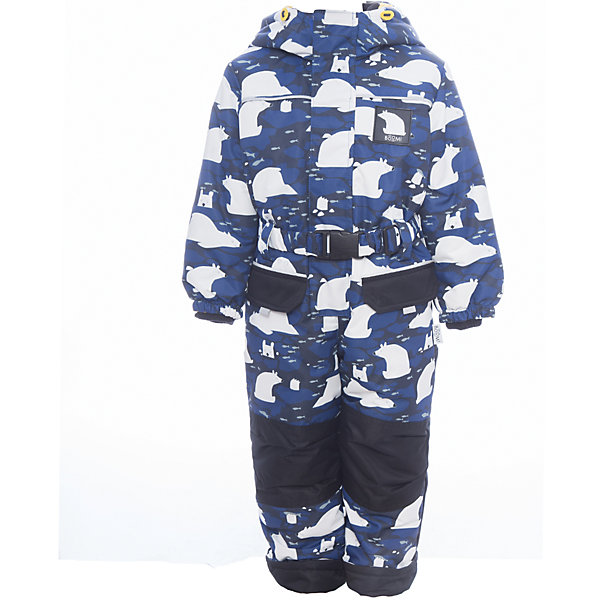 Комбинезон BOOM by Orby для мальчикаВерхняя одежда<br>Характеристики товара:<br><br>• цвет: синий<br>• состав ткани: таффета<br>• подкладка: флис, полиэстер пуходержащий<br>• утеплитель: FiberSoft<br>• сезон: зима<br>• мембранное покрытие<br>• температурный режим: от 0 до -30С<br>• водонепроницаемость: 3000 мм <br>• паропроницаемость: 3000 г/м2<br>• плотность утеплителя: 400 г/м2<br>• капюшон: без меха<br>• застежка: молния<br>• штрипки<br>• страна бренда: Россия<br>• страна изготовитель: Россия<br><br>Этот зимний комбинезон для ребенка поможет обеспечить необходимый уровень утепления. Детский теплый комбинезон дополнен удобным капюшоном, планкой от ветра и карманами. Мембранная ткань верха детского зимнего комбинезона защищена от промокания и ветра. Мембранный комбинезон для мальчика легко чистится. <br><br>Комбинезон для мальчика BOOM by Orby (Бум бай Орби) можно купить в нашем интернет-магазине.<br>Ширина мм: 356; Глубина мм: 10; Высота мм: 245; Вес г: 519; Цвет: черный; Возраст от месяцев: 12; Возраст до месяцев: 18; Пол: Мужской; Возраст: Детский; Размер: 86,104,128,122,116,110,98,92,80; SKU: 7090664;