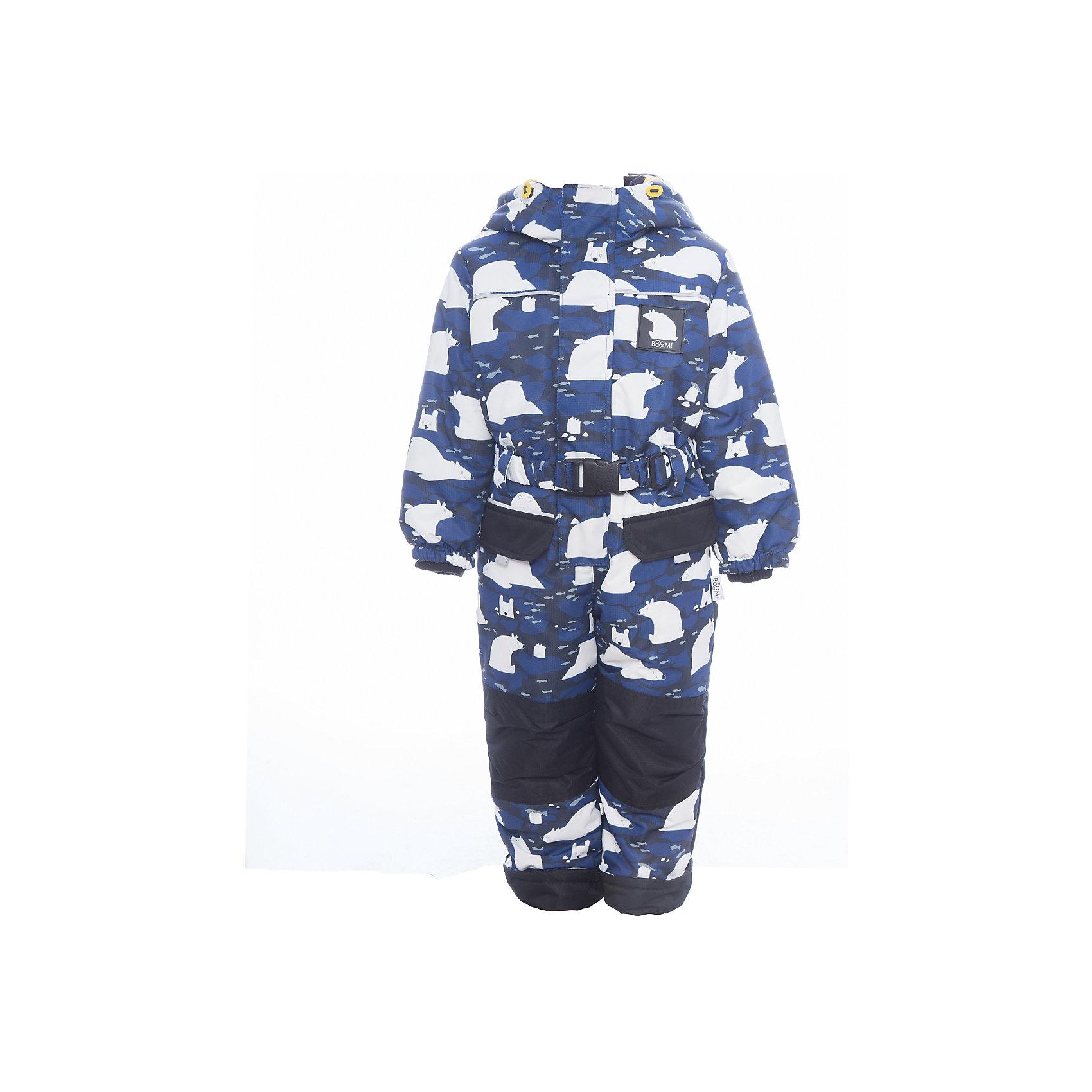 Комбинезон BOOM by Orby для мальчикаВерхняя одежда<br>Характеристики товара:<br><br>• цвет: синий<br>• состав ткани: таффета<br>• подкладка: флис, полиэстер пуходержащий<br>• утеплитель: FiberSoft<br>• сезон: зима<br>• мембранное покрытие<br>• температурный режим: от 0 до -30С<br>• водонепроницаемость: 3000 мм <br>• паропроницаемость: 3000 г/м2<br>• плотность утеплителя: 400 г/м2<br>• капюшон: без меха<br>• застежка: молния<br>• штрипки<br>• страна бренда: Россия<br>• страна изготовитель: Россия<br><br>Этот зимний комбинезон для ребенка поможет обеспечить необходимый уровень утепления. Детский теплый комбинезон дополнен удобным капюшоном, планкой от ветра и карманами. Мембранная ткань верха детского зимнего комбинезона защищена от промокания и ветра. Мембранный комбинезон для мальчика легко чистится. <br><br>Комбинезон для мальчика BOOM by Orby (Бум бай Орби) можно купить в нашем интернет-магазине.<br><br>Ширина мм: 356<br>Глубина мм: 10<br>Высота мм: 245<br>Вес г: 519<br>Цвет: черный<br>Возраст от месяцев: 36<br>Возраст до месяцев: 48<br>Пол: Мужской<br>Возраст: Детский<br>Размер: 104,128,80,86,92,98,110,116,122<br>SKU: 7090664