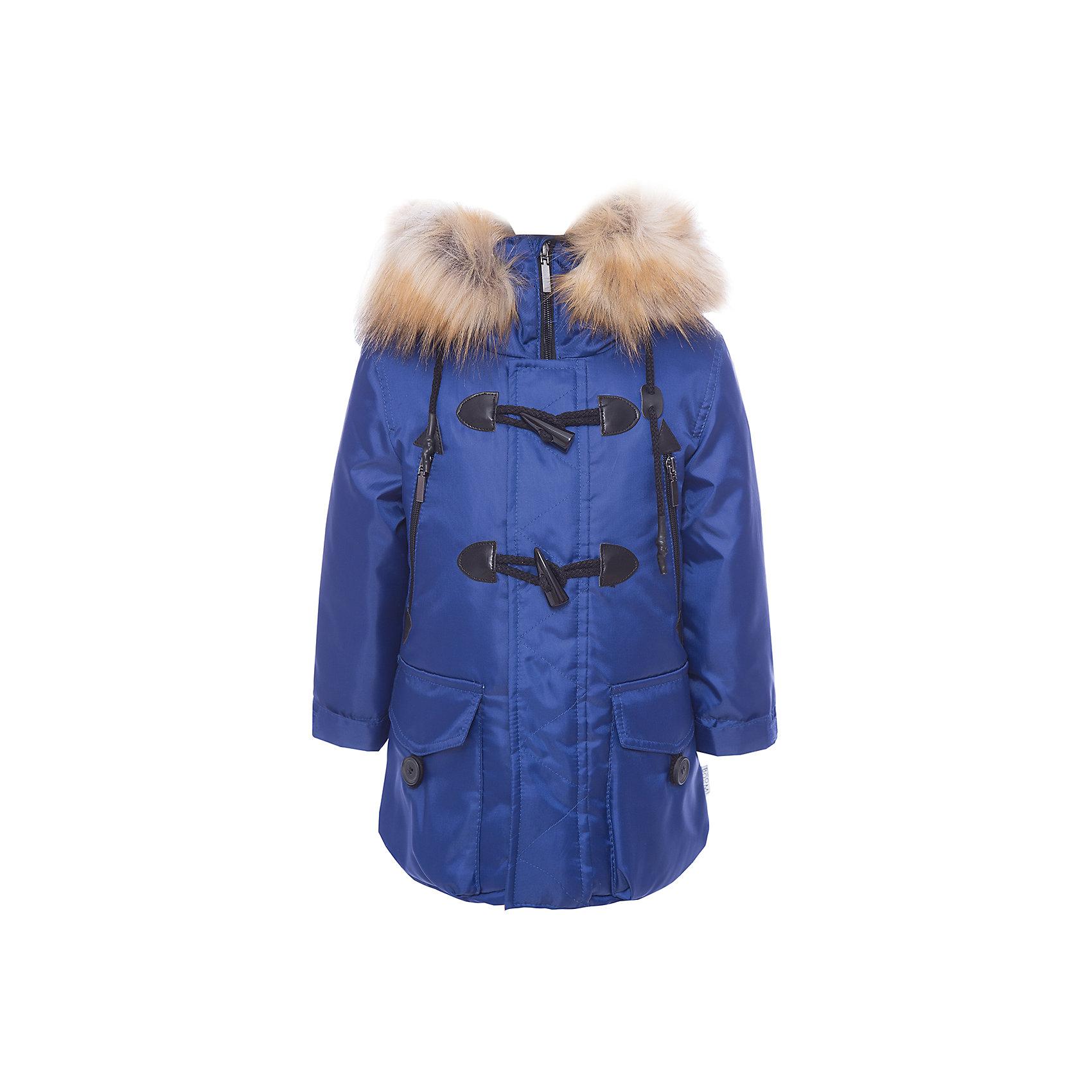 Куртка BOOM by Orby для мальчикаВерхняя одежда<br>Характеристики товара:<br><br>• цвет: синий<br>• состав ткани: оксфорд pu milky<br>• подкладка: хлопок, флис, полиэстер пуходержащий<br>• утеплитель: Flexy Fiber<br>• сезон: зима<br>• температурный режим: от 0 до -30С<br>• плотность утеплителя: 400 г/м2<br>• капюшон: с мехом<br>• застежка: молния<br>• страна бренда: Россия<br>• страна изготовитель: Россия<br><br>Синяя теплая куртка для мальчика поможет защитить ребенка от холода. Детская теплая куртка дополнена удобным капюшоном, планкой от ветра и карманами. Такая детская куртка отлично подойдет для зимних морозов. <br><br>Куртку для мальчика BOOM by Orby (Бум бай Орби) можно купить в нашем интернет-магазине.<br><br>Ширина мм: 356<br>Глубина мм: 10<br>Высота мм: 245<br>Вес г: 519<br>Цвет: синий<br>Возраст от месяцев: 24<br>Возраст до месяцев: 36<br>Пол: Мужской<br>Возраст: Детский<br>Размер: 98,170,104,110,116,122,128,134,140,146,152,158,164<br>SKU: 7090792