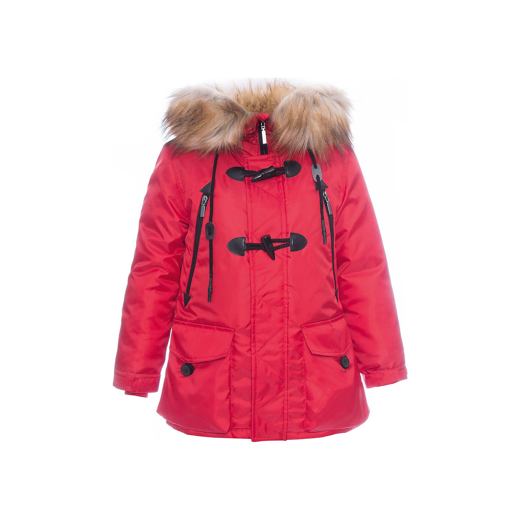 Куртка BOOM by Orby для мальчикаВерхняя одежда<br>Характеристики товара:<br><br>• цвет: красный<br>• состав ткани: оксфорд pu milky<br>• подкладка: хлопок, флис, полиэстер пуходержащий<br>• утеплитель: Flexy Fiber<br>• сезон: зима<br>• температурный режим: от 0 до -30С<br>• плотность утеплителя: 400 г/м2<br>• капюшон: с мехом<br>• застежка: молния<br>• страна бренда: Россия<br>• страна изготовитель: Россия<br><br>Удобно и тепло одеть мальчика в зимние морозы поможет эта теплая детская куртка. Зимняя куртка для мальчика декорирована оригинальной застежкой. Детская теплая куртка дополнена удобным капюшоном, планкой от ветра и карманами. Куртка для мальчика утеплена опушкой на капюшоне.<br><br>Куртку для мальчика BOOM by Orby (Бум бай Орби) можно купить в нашем интернет-магазине.<br><br>Ширина мм: 356<br>Глубина мм: 10<br>Высота мм: 245<br>Вес г: 519<br>Цвет: красный<br>Возраст от месяцев: 108<br>Возраст до месяцев: 120<br>Пол: Мужской<br>Возраст: Детский<br>Размер: 140,170,146,152,158,164<br>SKU: 7090820