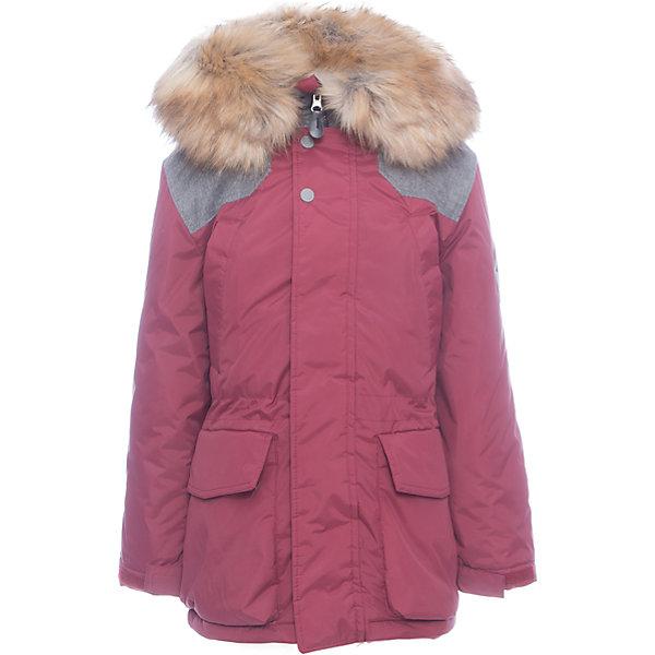 Куртка BOOM by Orby для мальчикаВерхняя одежда<br>Характеристики товара:<br><br>• цвет: красный<br>• состав ткани: таффета<br>• подкладка: полиэстер стеганый<br>• утеплитель: Flexy Fiber, эко-синтепон<br>• сезон: зима<br>• мембранное покрытие<br>• температурный режим: от 0 до -30С<br>• водонепроницаемость: 3000 мм <br>• паропроницаемость: 3000 г/м2<br>• плотность утеплителя: 200 г/м2<br>• капюшон: с мехом<br>• застежка: молния<br>• куртка-пристежка в комплекте<br>• страна бренда: Россия<br>• страна изготовитель: Россия<br><br>Модная теплая куртка дополнена внутренне пристежкой для утепления в морозы. Зимняя куртка для ребенка поможет обеспечить необходимый уровень утепления. Детская куртка дополнена удобным капюшоном, планкой от ветра и карманами. Плотная ткань и утеплитель зимней куртки надежно защищает от мороза. <br><br>Куртку для мальчика BOOM by Orby (Бум бай Орби) можно купить в нашем интернет-магазине.<br><br>Ширина мм: 356<br>Глубина мм: 10<br>Высота мм: 245<br>Вес г: 519<br>Цвет: красный<br>Возраст от месяцев: 24<br>Возраст до месяцев: 36<br>Пол: Мужской<br>Возраст: Детский<br>Размер: 98,170,164,158,152,146,140,134,128,122,116,110,104<br>SKU: 7090841