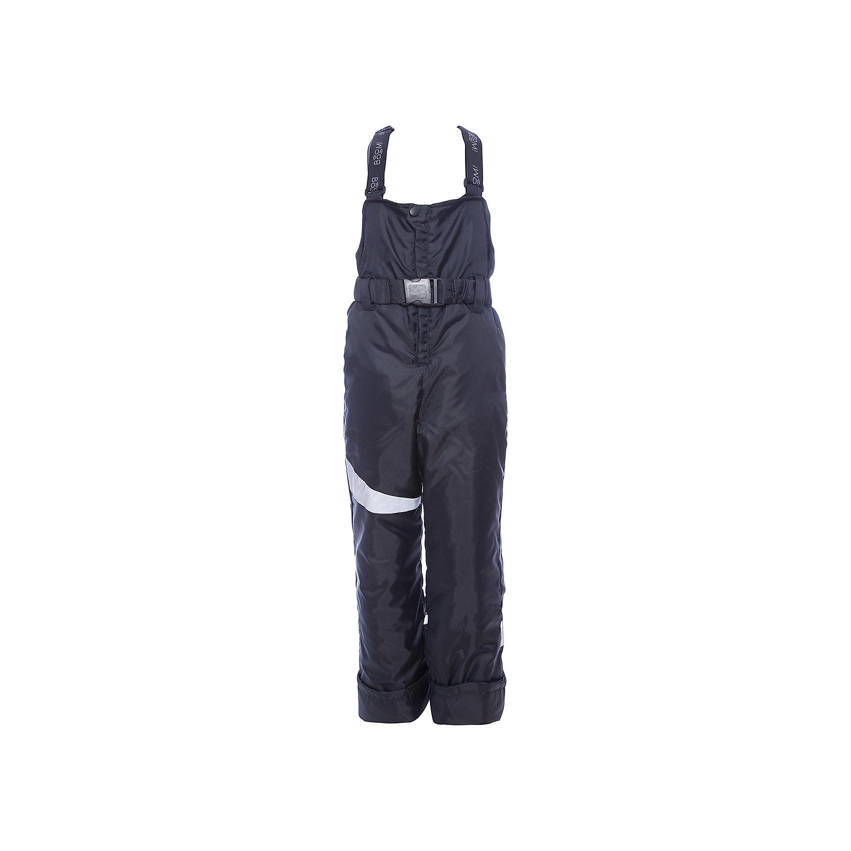 Полукомбинезон BOOM by Orby для мальчикаВерхняя одежда<br>Характеристики товара:<br><br>• цвет: черный<br>• состав ткани: оксфорд pu milky<br>• подкладка: полиэстер пуходержащий<br>• утеплитель: эко синтепон<br>• сезон: зима<br>• температурный режим: от 0 до -30С<br>• плотность утеплителя: 400 г/м2<br>• застежка: молния<br>• страна бренда: Россия<br>• страна изготовитель: Россия<br><br>Теплый полукомбинезон для мальчика поможет защитить ребенка от холода. Детский зимний полукомбинезон дополнен удобными лямками. Практичный детский полукомбинезон отлично подойдет для зимних холодов - в этом полукомбинезоне для ребенка хороший утеплитель. <br><br>Полукомбинезон для мальчика BOOM by Orby (Бум бай Орби) можно купить в нашем интернет-магазине.<br><br>Ширина мм: 215<br>Глубина мм: 88<br>Высота мм: 191<br>Вес г: 336<br>Цвет: черный<br>Возраст от месяцев: 12<br>Возраст до месяцев: 15<br>Пол: Мужской<br>Возраст: Детский<br>Размер: 80,158,86,92,98,104,110,116,122,128,134,140,146,152<br>SKU: 7090909
