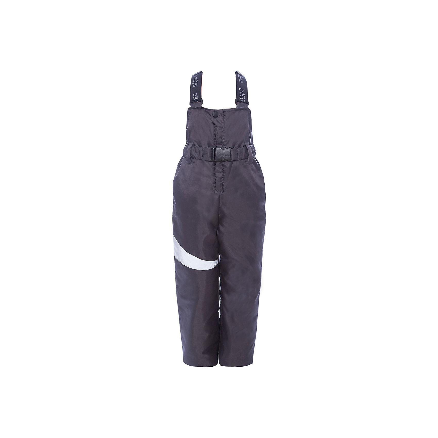 Полукомбинезон BOOM by Orby для мальчикаВерхняя одежда<br>Характеристики товара:<br><br>• цвет: серый<br>• состав ткани: оксфорд pu milky<br>• подкладка: полиэстер пуходержащий<br>• утеплитель: эко синтепон<br>• сезон: зима<br>• температурный режим: от 0 до -30С<br>• плотность утеплителя: 400 г/м2<br>• застежка: молния<br>• страна бренда: Россия<br>• страна изготовитель: Россия<br><br>Такой зимний полукомбинезон для ребенка поможет обеспечить необходимый уровень комфорта в морозы. Плотная ткань и утеплитель зимнего полукомбинезона защитят ребенка от холодного воздуха. Теплый полукомбинезон стильно смотрится и комфортно сидит. Детский полукомбинезон имеет удобную застежку. <br><br>Полукомбинезон для мальчика BOOM by Orby (Бум бай Орби) можно купить в нашем интернет-магазине.<br><br>Ширина мм: 215<br>Глубина мм: 88<br>Высота мм: 191<br>Вес г: 336<br>Цвет: серый<br>Возраст от месяцев: 12<br>Возраст до месяцев: 15<br>Пол: Мужской<br>Возраст: Детский<br>Размер: 80,158,86,92,98,104,110,116,122,128,134,140,146,152<br>SKU: 7090924