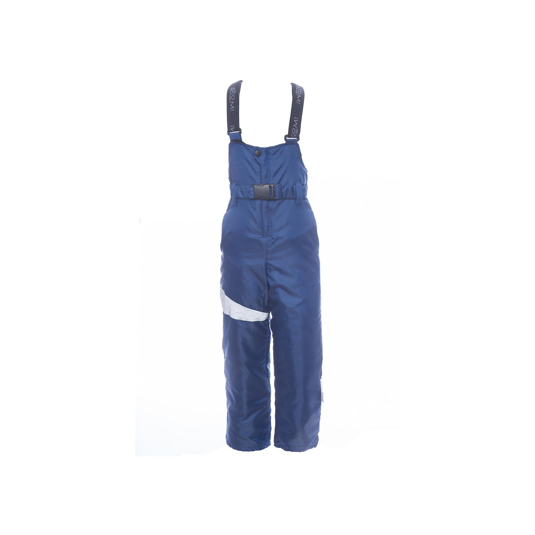 Полукомбинезон BOOM by Orby для мальчикаВерхняя одежда<br>Характеристики товара:<br><br>• цвет: синий<br>• состав ткани: оксфорд pu milky<br>• подкладка: полиэстер пуходержащий<br>• утеплитель: эко синтепон<br>• сезон: зима<br>• температурный режим: от 0 до -30С<br>• плотность утеплителя: 400 г/м2<br>• застежка: молния<br>• страна бренда: Россия<br>• страна изготовитель: Россия<br><br>Синий полукомбинезон для мальчика поможет обеспечить тепло и комфорт. Зимний полукомбинезон легко надевается и снимается. Такой детской полукомбинезон отлично подойдет для зимних холодов - подкладка и наполнитель для зимнего полукомбинезона рассчитаны на морозную погоду. <br><br>Полукомбинезон для мальчика BOOM by Orby (Бум бай Орби) можно купить в нашем интернет-магазине.<br><br>Ширина мм: 215<br>Глубина мм: 88<br>Высота мм: 191<br>Вес г: 336<br>Цвет: синий<br>Возраст от месяцев: 72<br>Возраст до месяцев: 84<br>Пол: Мужской<br>Возраст: Детский<br>Размер: 122,128,134,140,146,152,158,80,86,92,98,104,110,116<br>SKU: 7090939