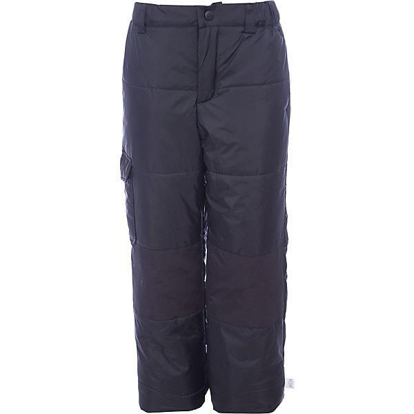 Брюки BOOM by Orby для мальчикаВерхняя одежда<br>Характеристики товара:<br><br>• цвет: черный<br>• состав ткани: таффета pu milky<br>• подкладка: полиэстер пуходержащий<br>• утеплитель: эко синтепон<br>• сезон: зима<br>• температурный режим: от 0 до -30С<br>• плотность утеплителя: 200 г/м2<br>• застежка: пуговица<br>• страна бренда: Россия<br>• страна изготовитель: Россия<br><br>Утепленный полукомбинезон для мальчика с усиленной зоной колен поможет защитить ребенка от холода. Детский зимний полукомбинезон дополнен удобными подтяжками. Практичный детский полукомбинезон отлично подойдет для зимних холодов - в этом полукомбинезоне для ребенка хороший утеплитель. <br><br>Полукомбинезон для мальчика BOOM by Orby (Бум бай Орби) можно купить в нашем интернет-магазине.<br>Ширина мм: 215; Глубина мм: 88; Высота мм: 191; Вес г: 336; Цвет: черный; Возраст от месяцев: 18; Возраст до месяцев: 24; Пол: Мужской; Возраст: Детский; Размер: 92,152,146,158,140,134,128,122,116,110,104,98; SKU: 7090954;