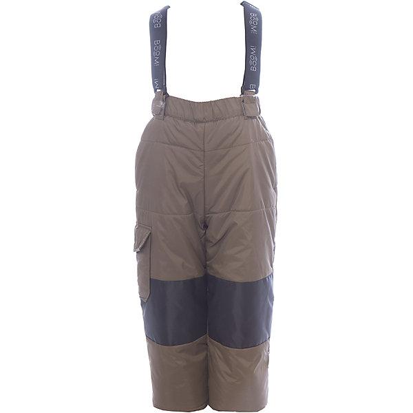Полукомбинезон BOOM by Orby для мальчикаВерхняя одежда<br>Характеристики товара:<br><br>• цвет: синий<br>• состав ткани: таффета pu milky<br>• подкладка: полиэстер пуходержащий<br>• утеплитель: эко синтепон<br>• сезон: зима<br>• температурный режим: от 0 до -30С<br>• плотность утеплителя: 200 г/м2<br>• застежка: пуговица<br>• страна бренда: Россия<br>• страна изготовитель: Россия<br><br>Это полукомбинезон с подтяжками стильно смотрится и комфортно сидит. Детский полукомбинезон имеет удобную застежку. Теплый зимний полукомбинезон для ребенка дополнен манжетами-отворотами. Детский полукомбинезон поможет обеспечить необходимый уровень комфорта в морозы. Плотная ткань и утеплитель зимнего полукомбинезона защитят ребенка от холодного воздуха.<br><br>Полукомбинезон для мальчика BOOM by Orby (Бум бай Орби) можно купить в нашем интернет-магазине.<br>Ширина мм: 215; Глубина мм: 88; Высота мм: 191; Вес г: 336; Цвет: хаки; Возраст от месяцев: 18; Возраст до месяцев: 24; Пол: Мужской; Возраст: Детский; Размер: 92,158,152,146,140,134,128,122,116,110,104,98; SKU: 7090980;