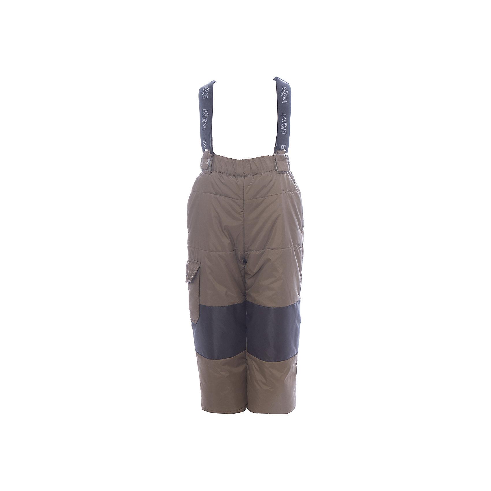 Полукомбинезон BOOM by Orby для мальчикаВерхняя одежда<br>Характеристики товара:<br><br>• цвет: синий<br>• состав ткани: таффета pu milky<br>• подкладка: полиэстер пуходержащий<br>• утеплитель: эко синтепон<br>• сезон: зима<br>• температурный режим: от 0 до -30С<br>• плотность утеплителя: 200 г/м2<br>• застежка: пуговица<br>• страна бренда: Россия<br>• страна изготовитель: Россия<br><br>Это полукомбинезон с подтяжками стильно смотрится и комфортно сидит. Детский полукомбинезон имеет удобную застежку. Теплый зимний полукомбинезон для ребенка дополнен манжетами-отворотами. Детский полукомбинезон поможет обеспечить необходимый уровень комфорта в морозы. Плотная ткань и утеплитель зимнего полукомбинезона защитят ребенка от холодного воздуха.<br><br>Полукомбинезон для мальчика BOOM by Orby (Бум бай Орби) можно купить в нашем интернет-магазине.<br><br>Ширина мм: 215<br>Глубина мм: 88<br>Высота мм: 191<br>Вес г: 336<br>Цвет: хаки<br>Возраст от месяцев: 18<br>Возраст до месяцев: 24<br>Пол: Мужской<br>Возраст: Детский<br>Размер: 92,158,152,146,140,134,128,122,116,110,104,98<br>SKU: 7090980