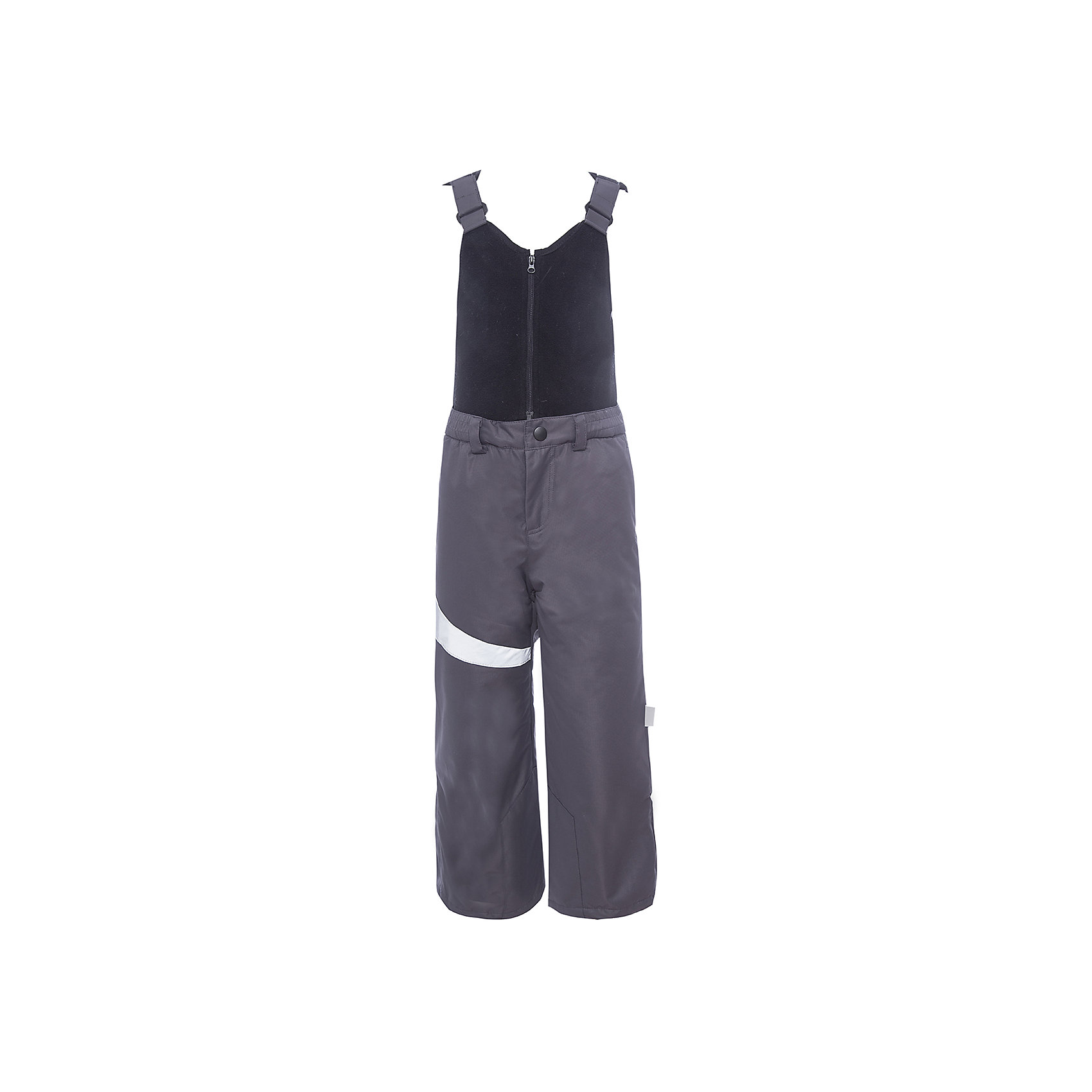 Полукомбинезон BOOM by Orby для мальчикаВерхняя одежда<br>Характеристики товара:<br><br>• цвет: черный<br>• состав ткани: таффета<br>• подкладка: полиэстер пуходержащий<br>• утеплитель: эко синтепон<br>• сезон: зима<br>• мембранное покрытие<br>• температурный режим: от 0 до -30С<br>• водонепроницаемость: 3000 мм <br>• паропроницаемость: 3000 г/м2<br>• плотность утеплителя: 200 г/м2<br>• застежка: молния<br>• страна бренда: Россия<br>• страна изготовитель: Россия<br><br>Мембранный полукомбинезон для мальчика поможет защитить ребенка от холода. Детский зимний полукомбинезон дополнен удобными лямками. Практичный детский полукомбинезон отлично подойдет для зимних холодов - в этом полукомбинезоне для ребенка хороший утеплитель. <br><br>Полукомбинезон для мальчика BOOM by Orby (Бум бай Орби) можно купить в нашем интернет-магазине.<br><br>Ширина мм: 215<br>Глубина мм: 88<br>Высота мм: 191<br>Вес г: 336<br>Цвет: серый<br>Возраст от месяцев: 24<br>Возраст до месяцев: 36<br>Пол: Мужской<br>Возраст: Детский<br>Размер: 98,146,152,158,164,170,86,92,104,110,116,122,128,134,140<br>SKU: 7090993